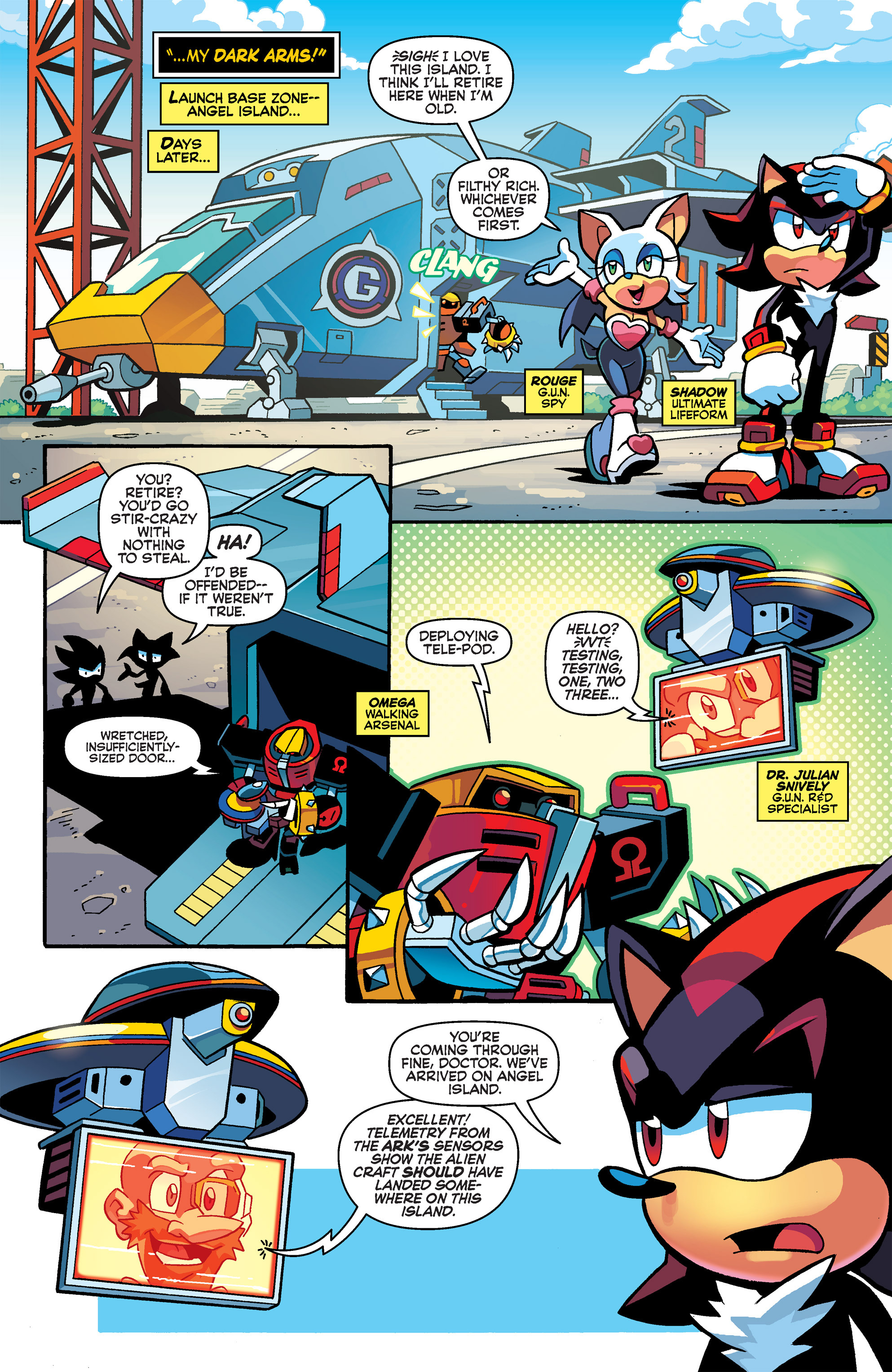 Read online Sonic Universe comic -  Issue #67 - 5