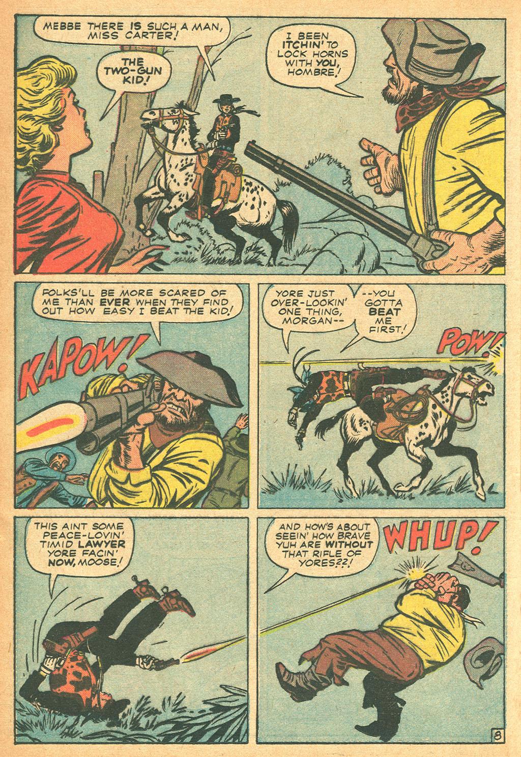 Read online Two-Gun Kid comic -  Issue #62 - 12