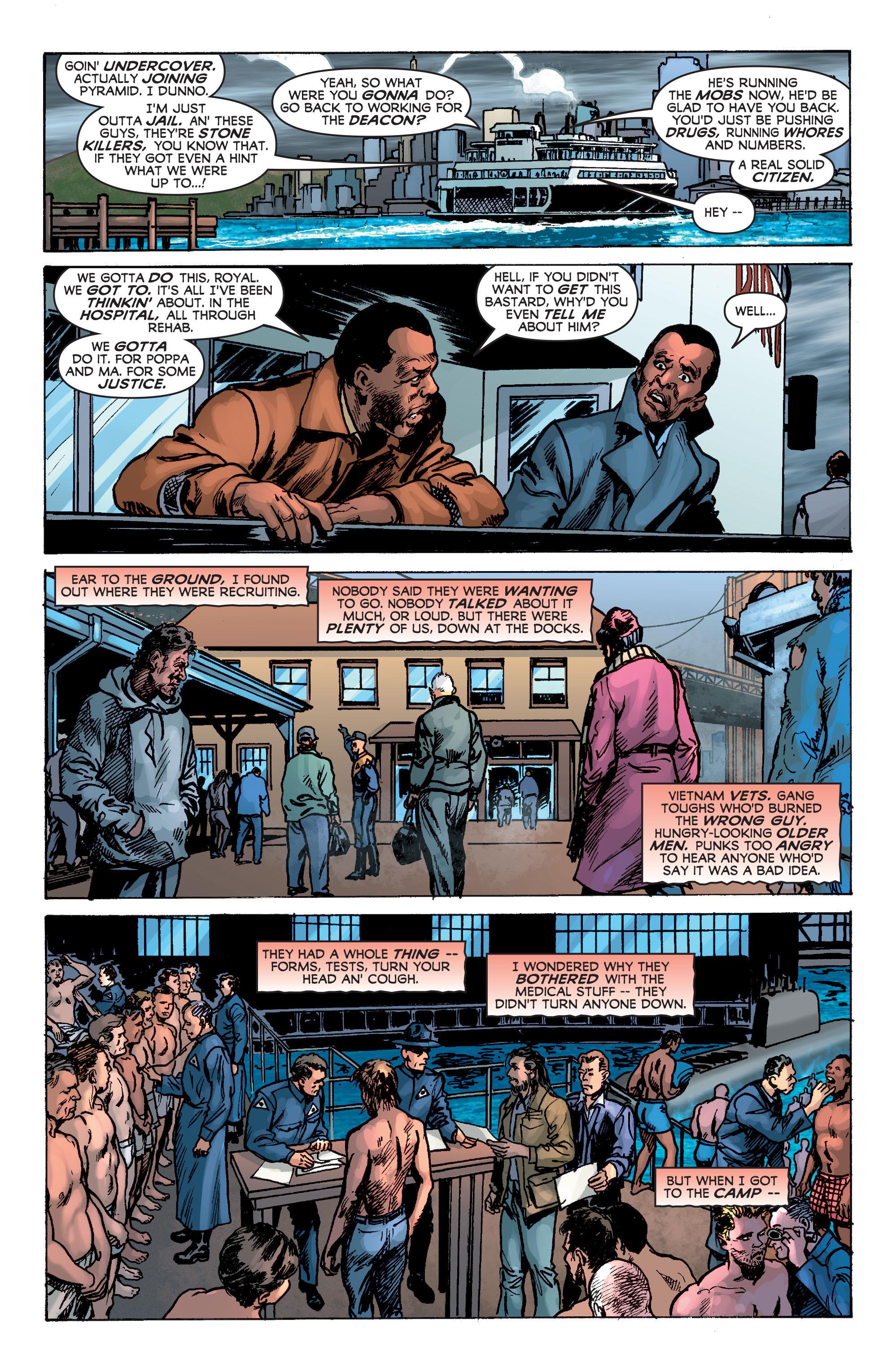 Read online Astro City: Dark Age/Book Three comic -  Issue #1 - 18