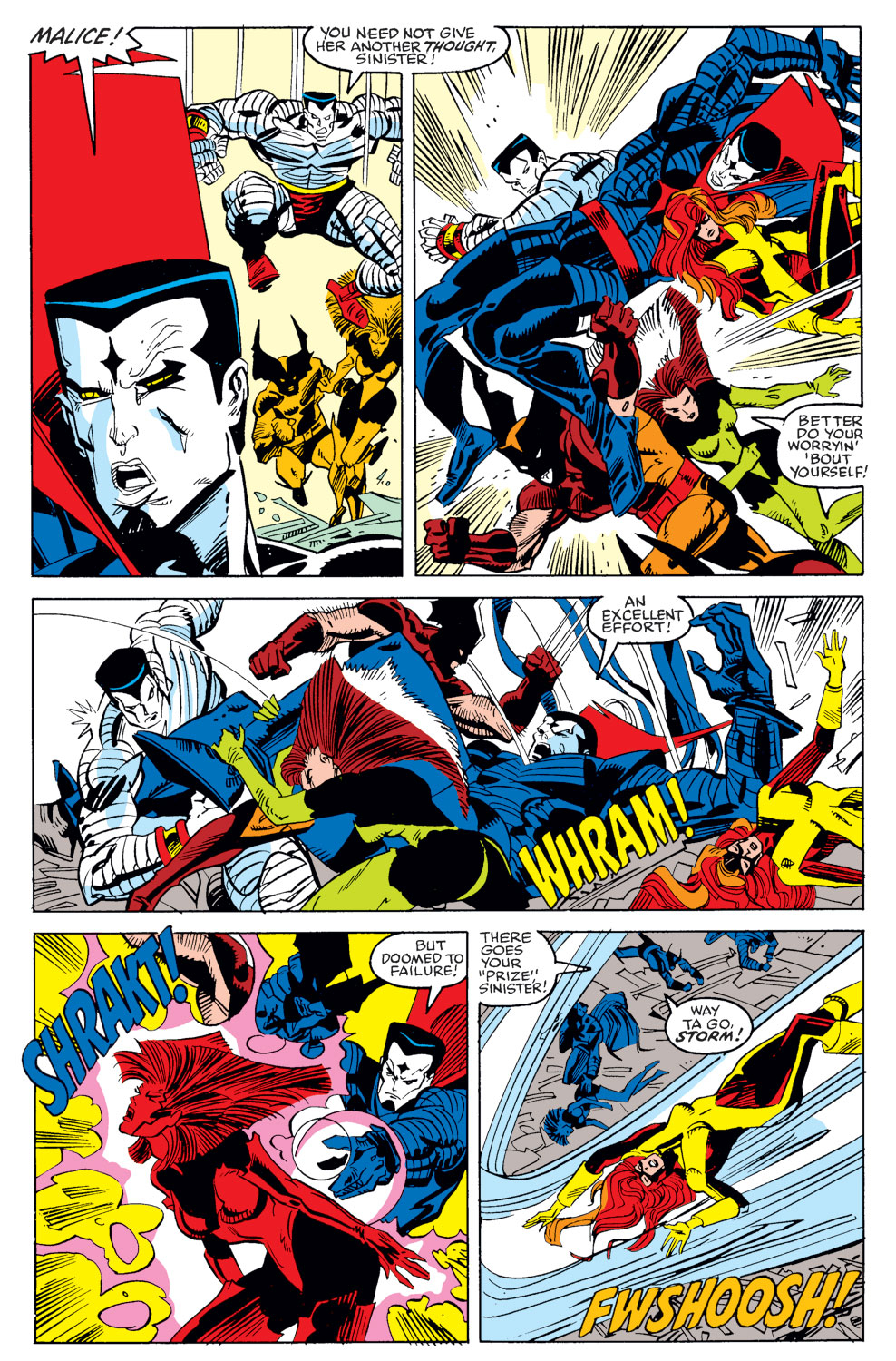 Read online X-Factor (1986) comic -  Issue #39 - 16