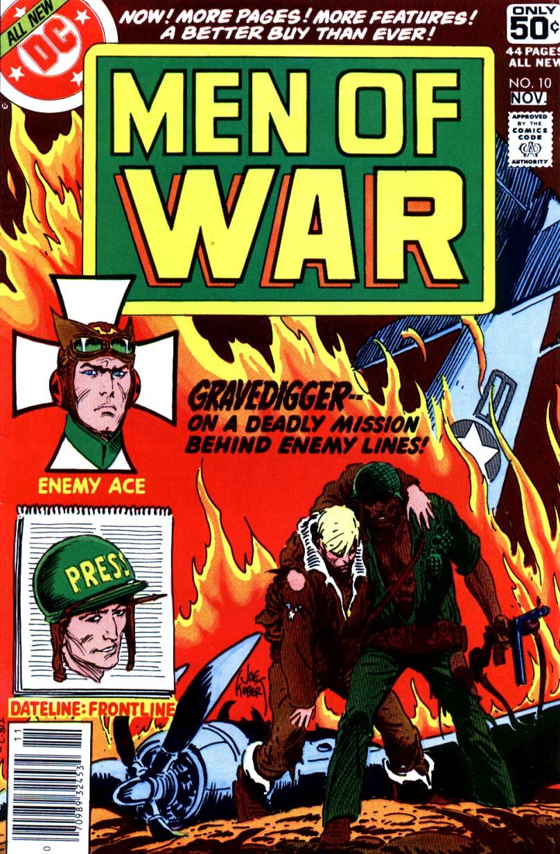 Men of War 10 Page 1