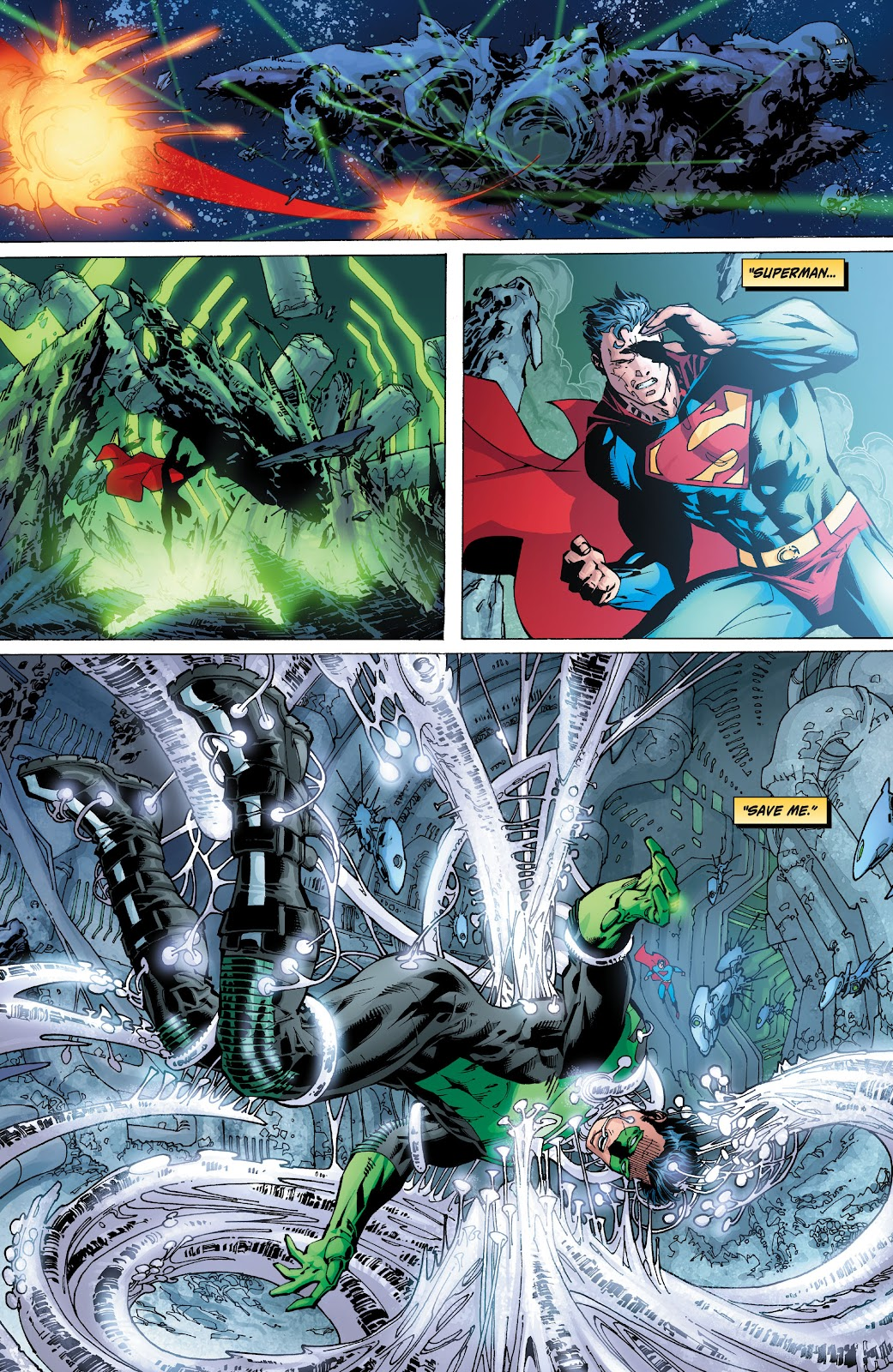 Read online Superman: For Tomorrow comic -  Issue # TPB (Part 1) - 26