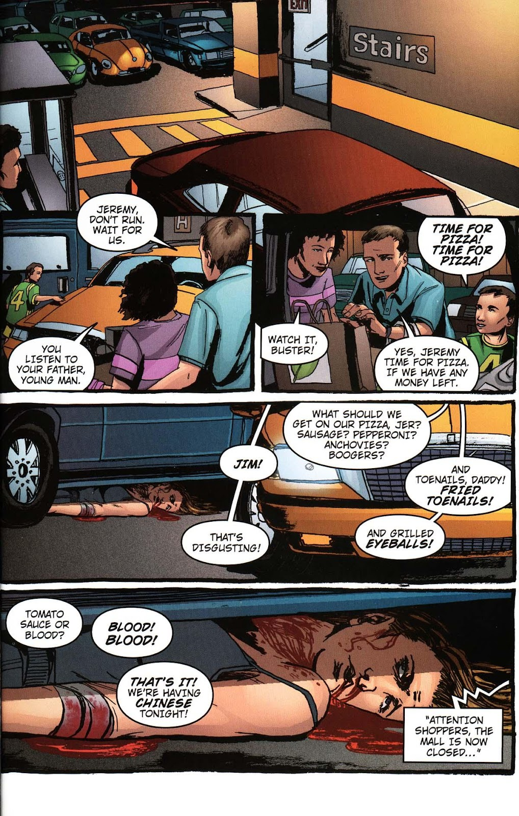 Read online Vampire the Masquerade comic -  Issue # Ventrue - 3