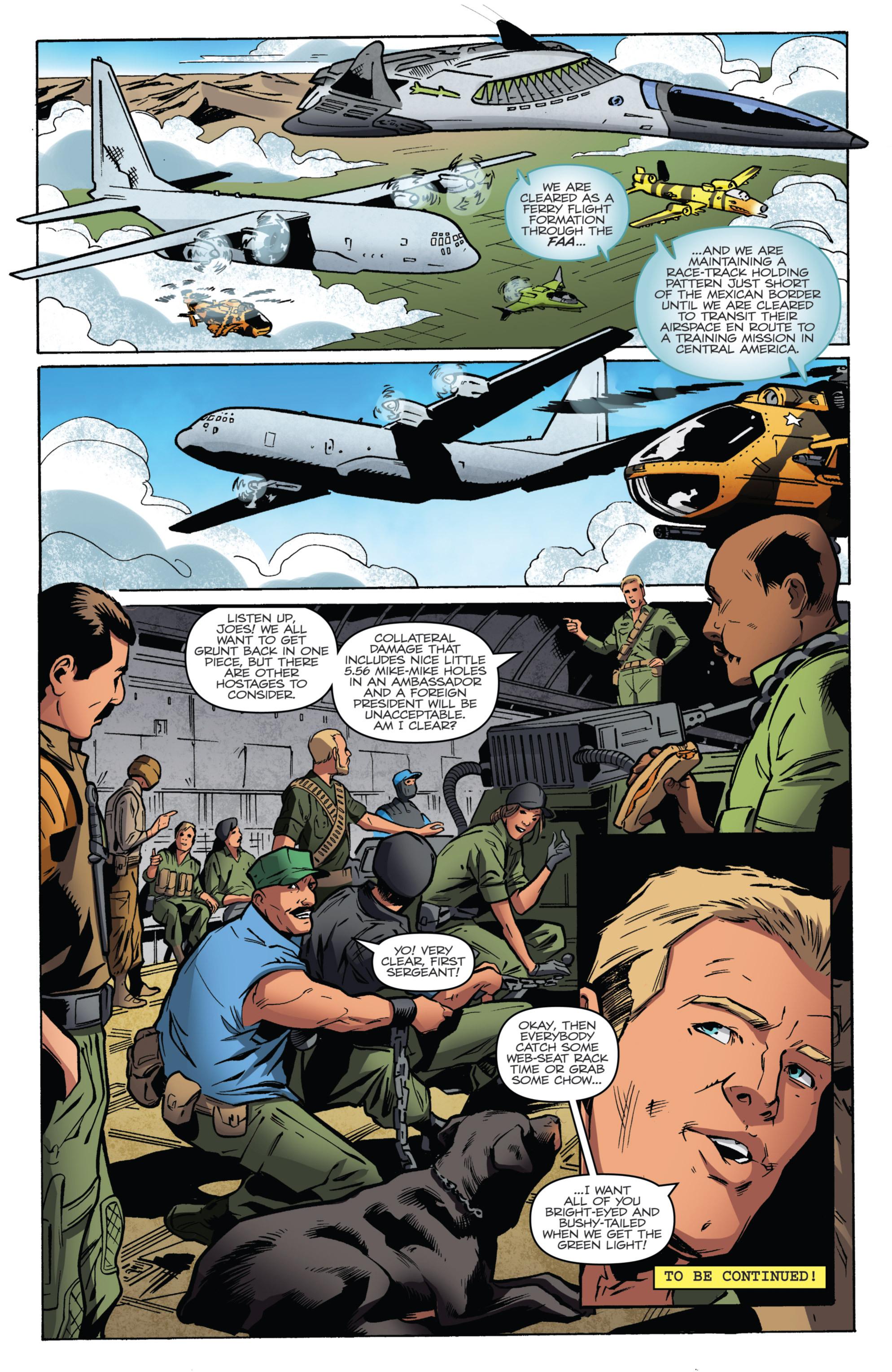 G.I. Joe: A Real American Hero 193 Page 23