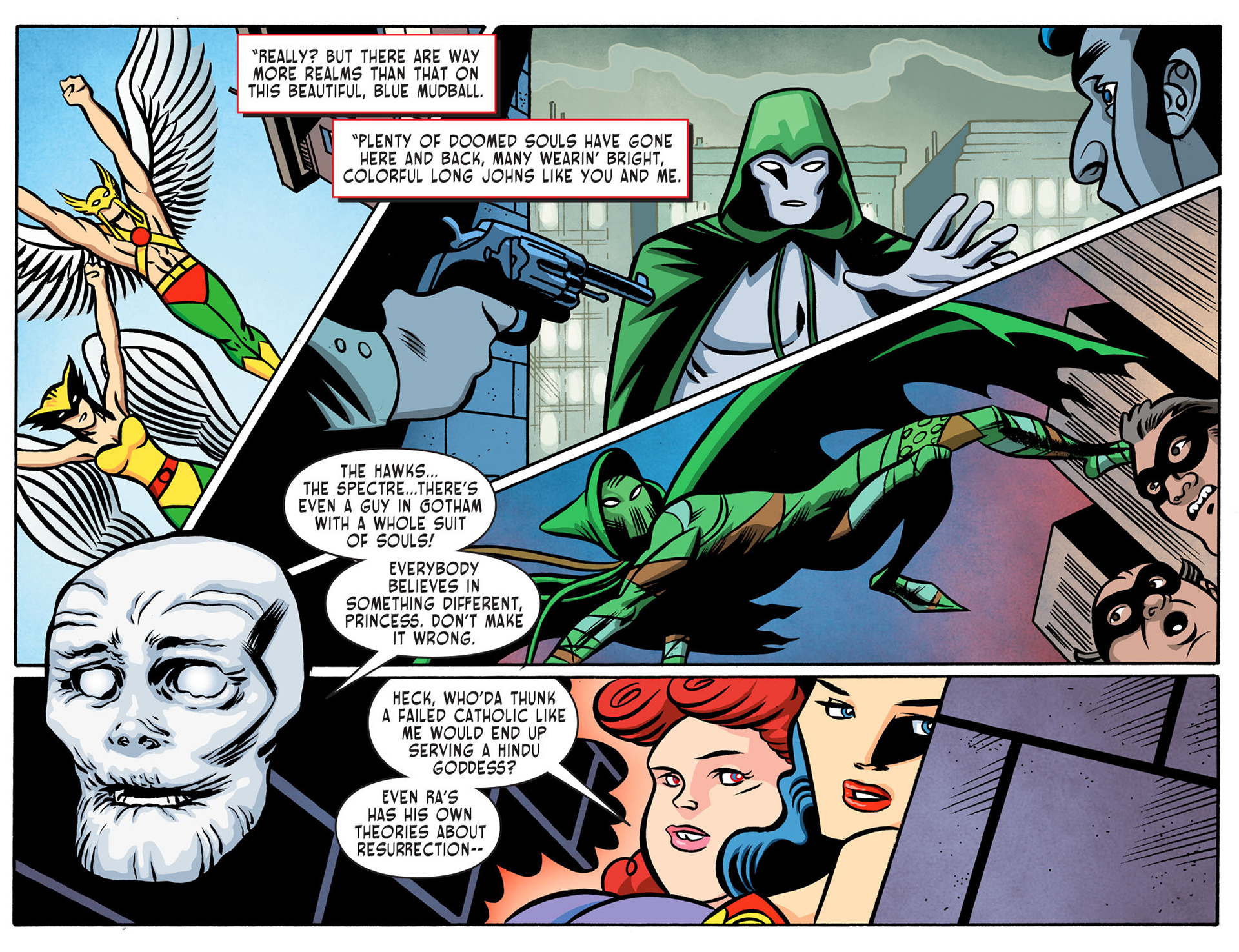 Read online Sensation Comics Featuring Wonder Woman comic -  Issue #8 - 14