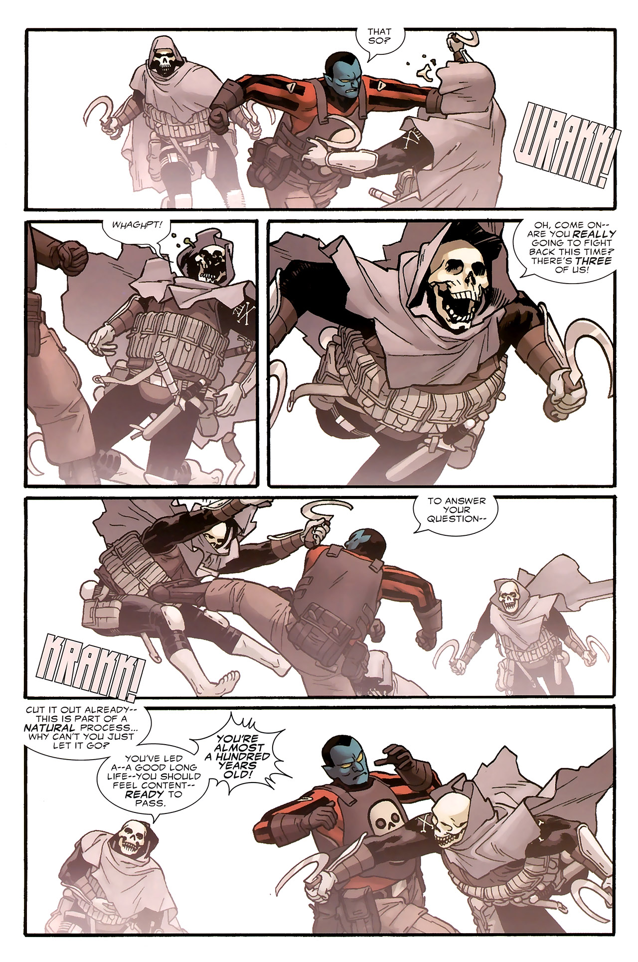 Read online Destroyer comic -  Issue #5 - 8