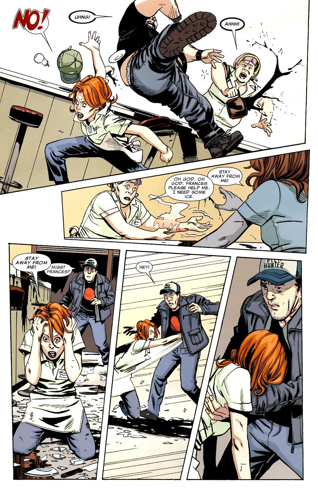 Read online Heralds comic -  Issue #1 - 16