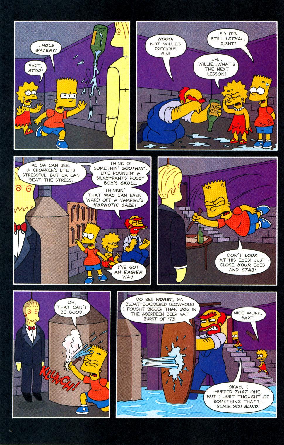 Read online Simpsons Comics Presents Bart Simpson comic -  Issue #28 - 5