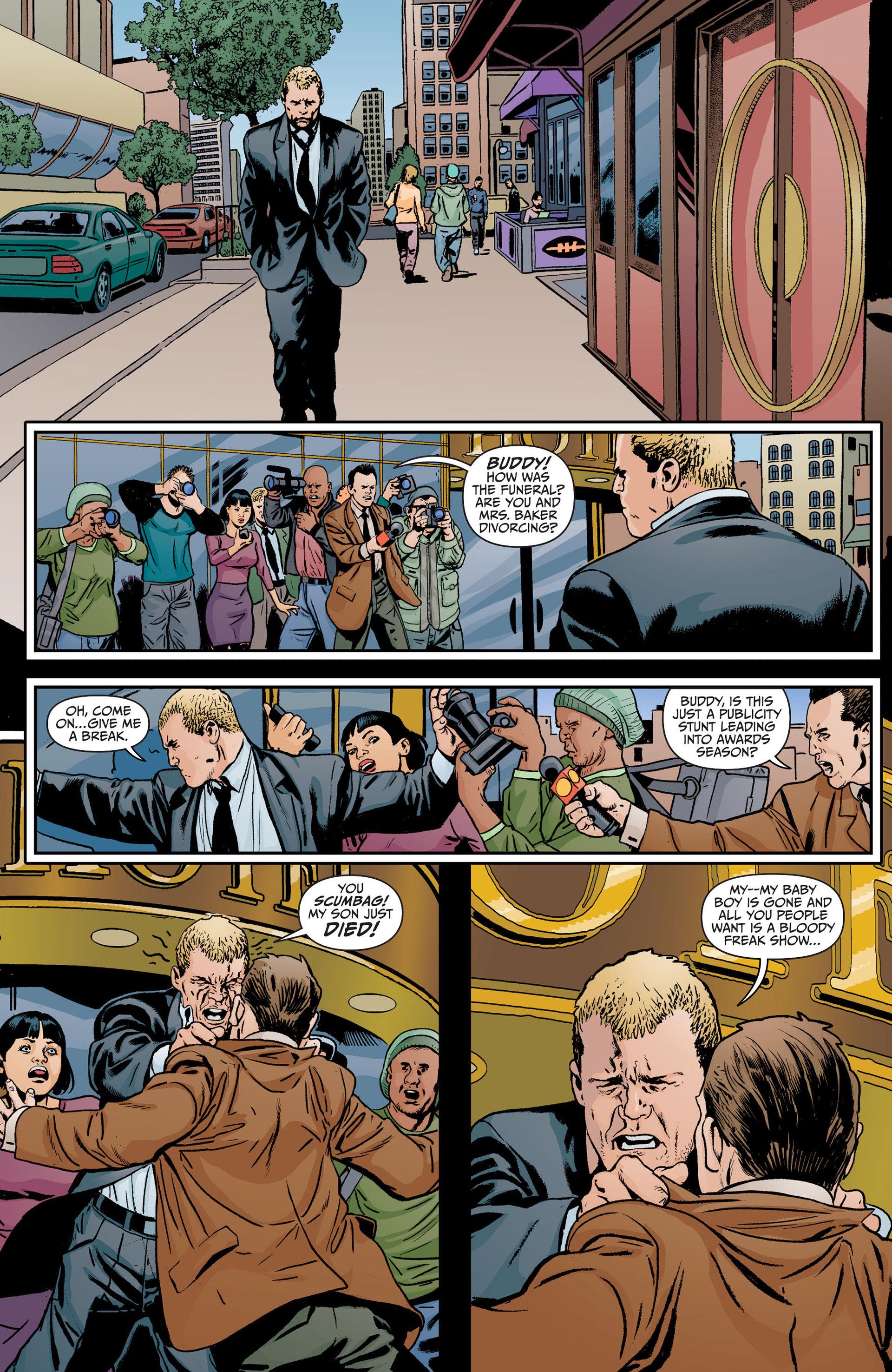 Read online Animal Man (2011) comic -  Issue #19 - 10