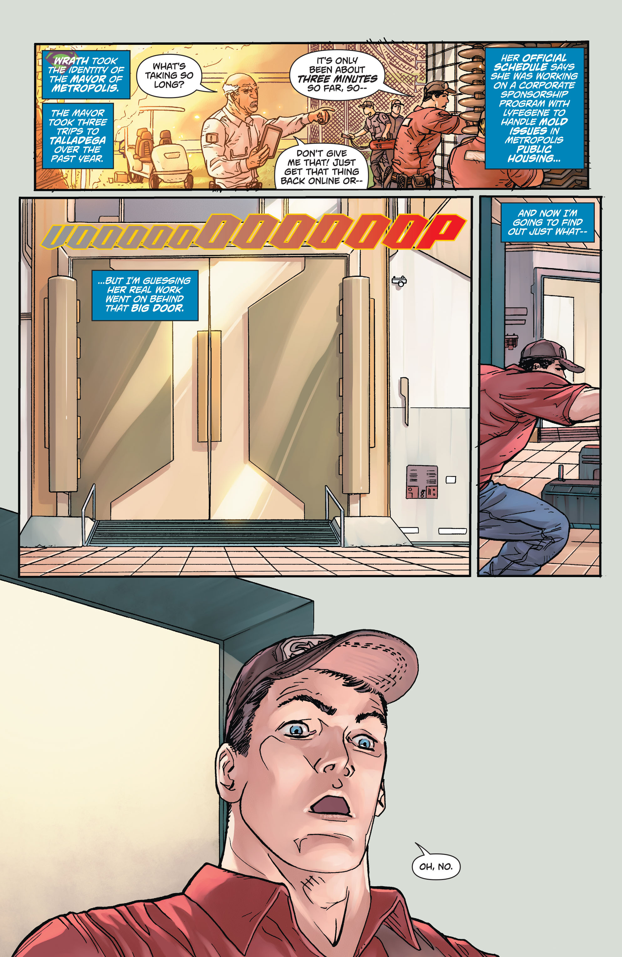 Read online Action Comics (2011) comic -  Issue #45 - 19