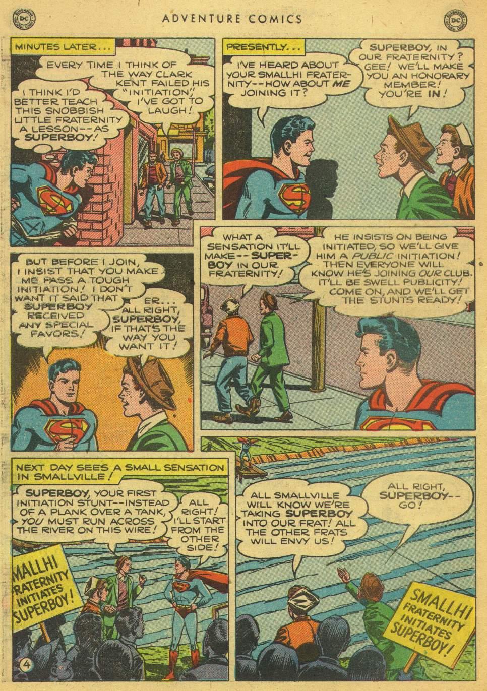 Read online Adventure Comics (1938) comic -  Issue #150 - 6