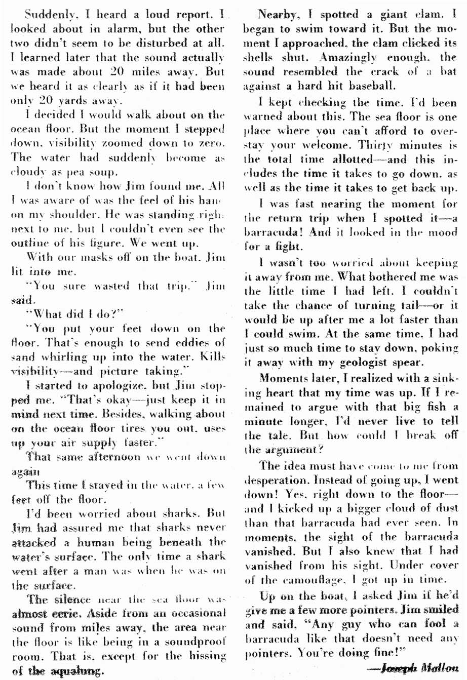 Comic My Greatest Adventure (1955) issue 6