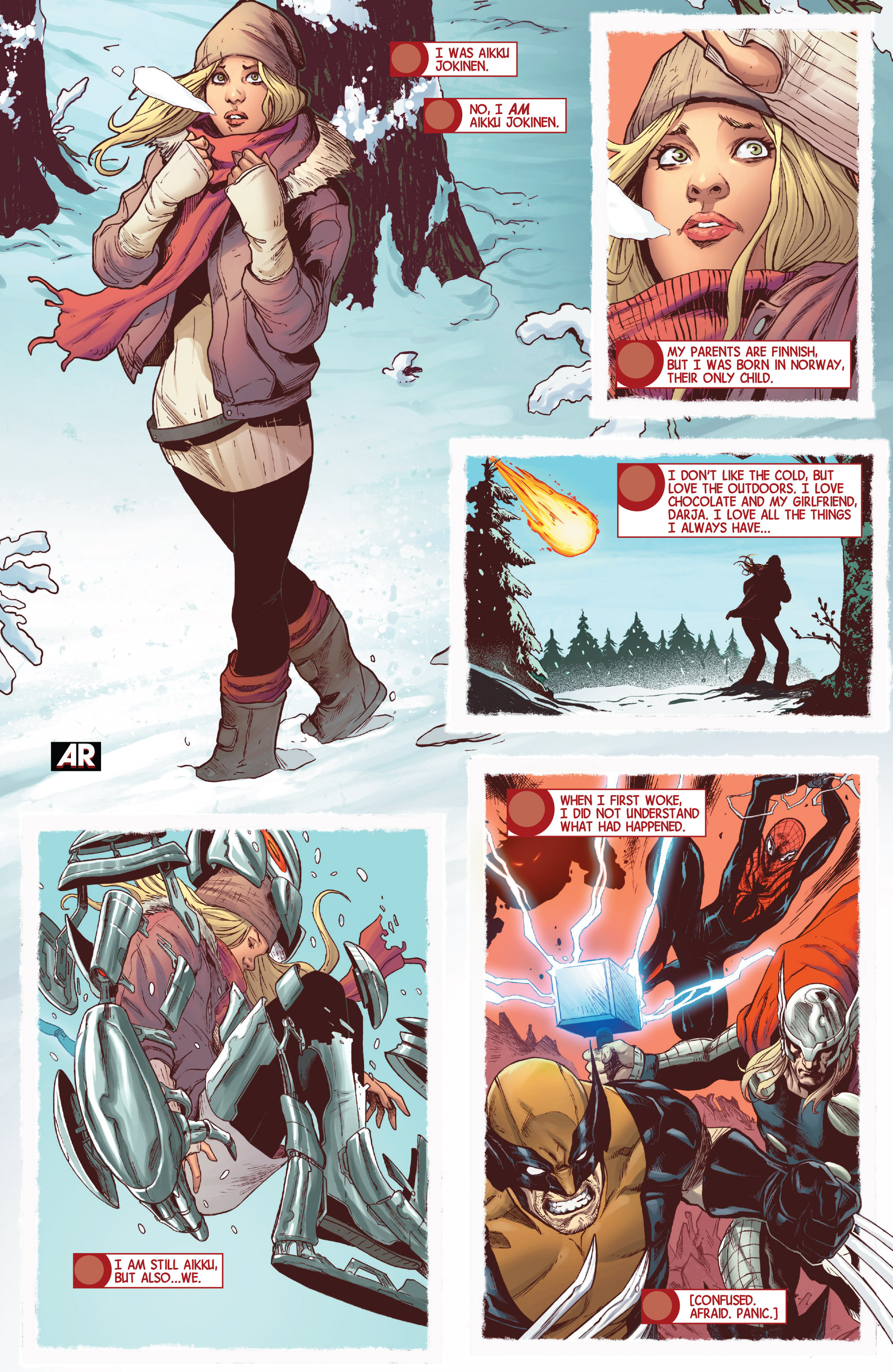 Read online Avengers (2013) comic -  Issue #38 - 20