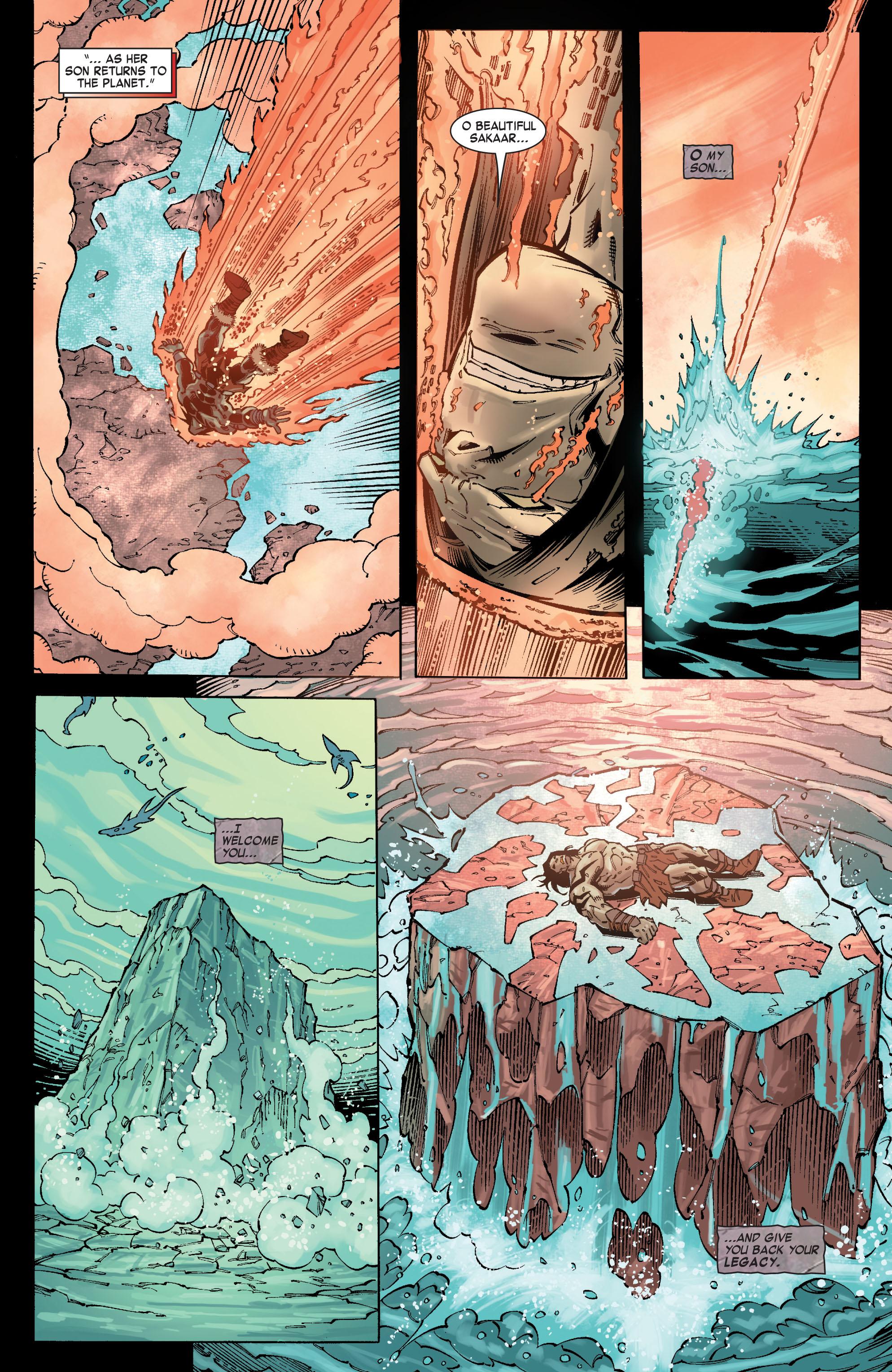 Read online Skaar: Son of Hulk comic -  Issue #10 - 14