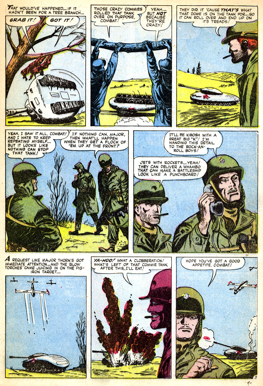 Combat Kelly (1951) issue 44 - Page 5