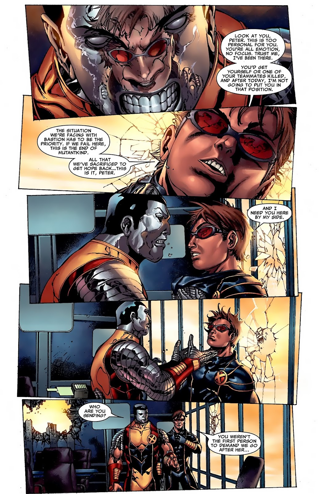 Read online X-Men: Second Coming Revelations comic -  Issue # TPB (Part 1) - 74