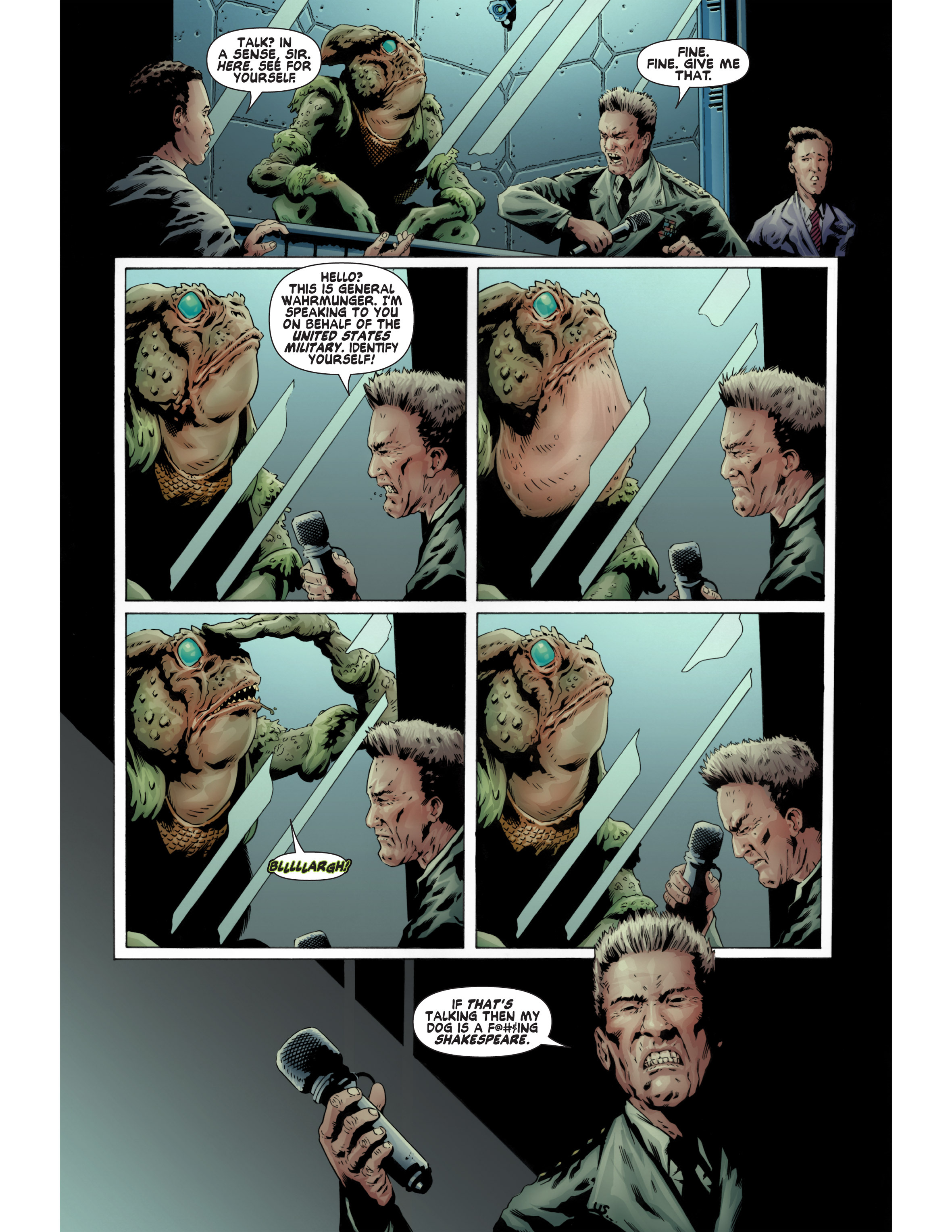 Read online Bad Planet comic -  Issue # TPB - 71