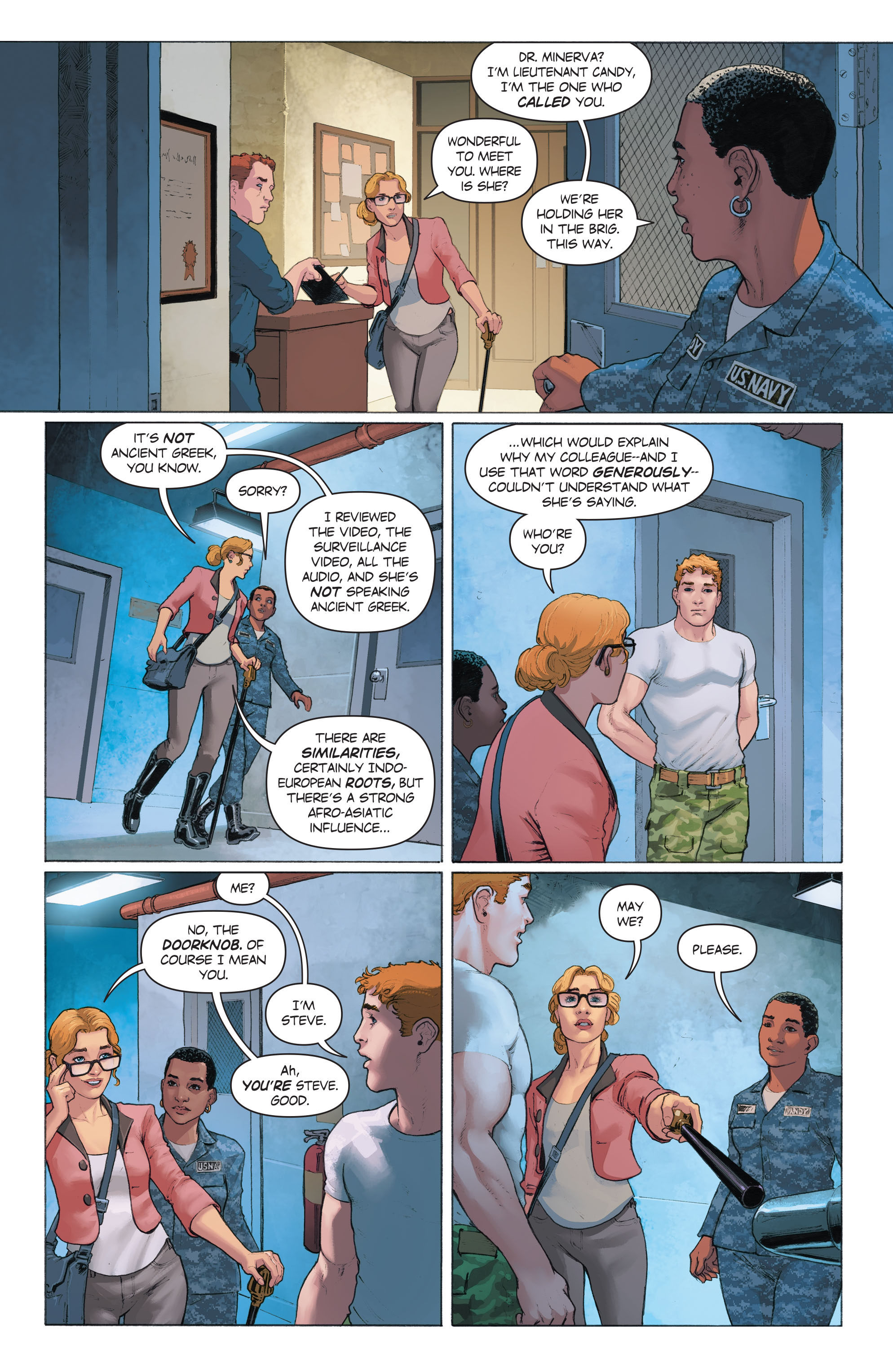 Read online Wonder Woman (2016) comic -  Issue #6 - 19
