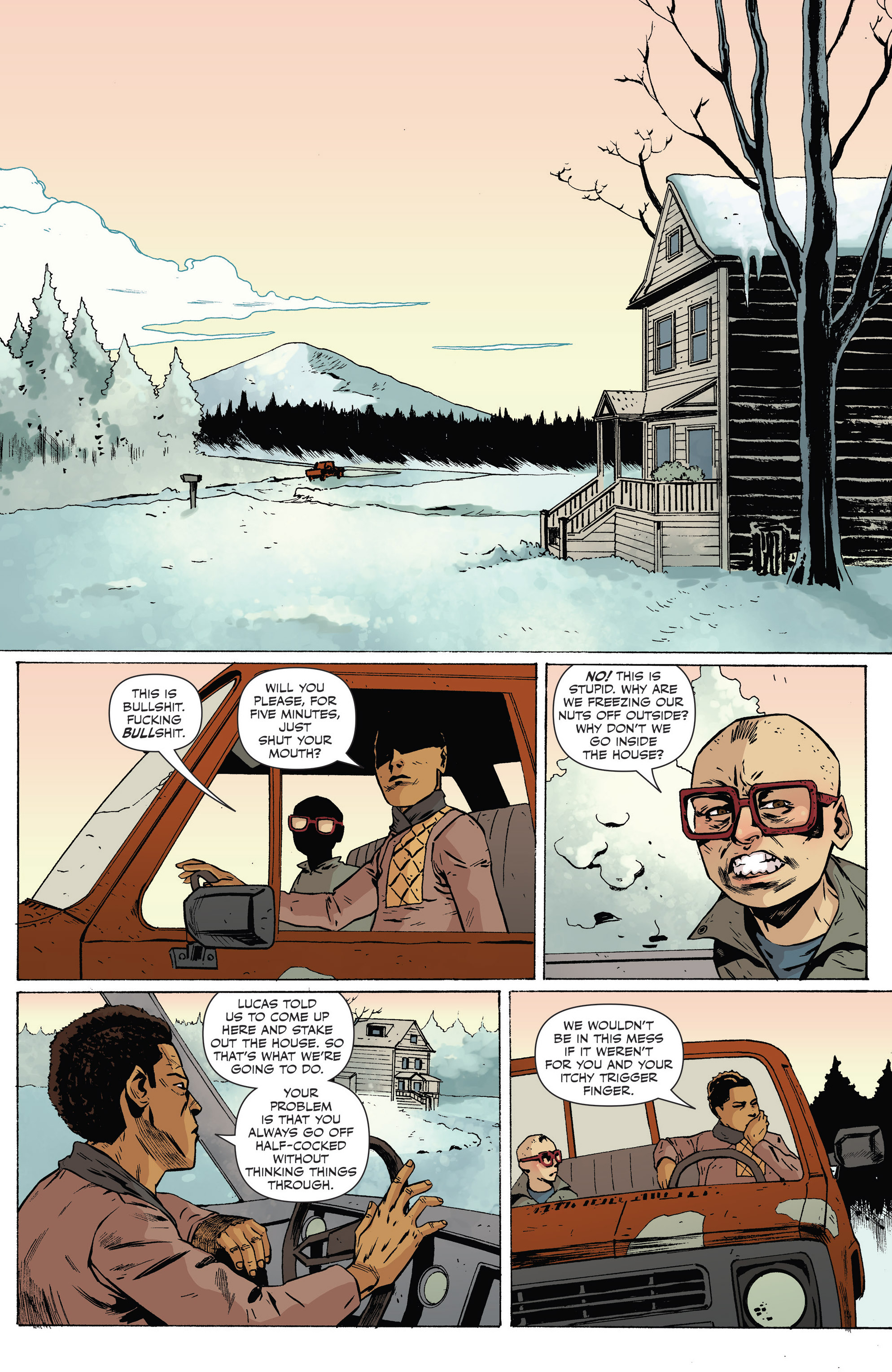 Read online Sheltered comic -  Issue #8 - 3
