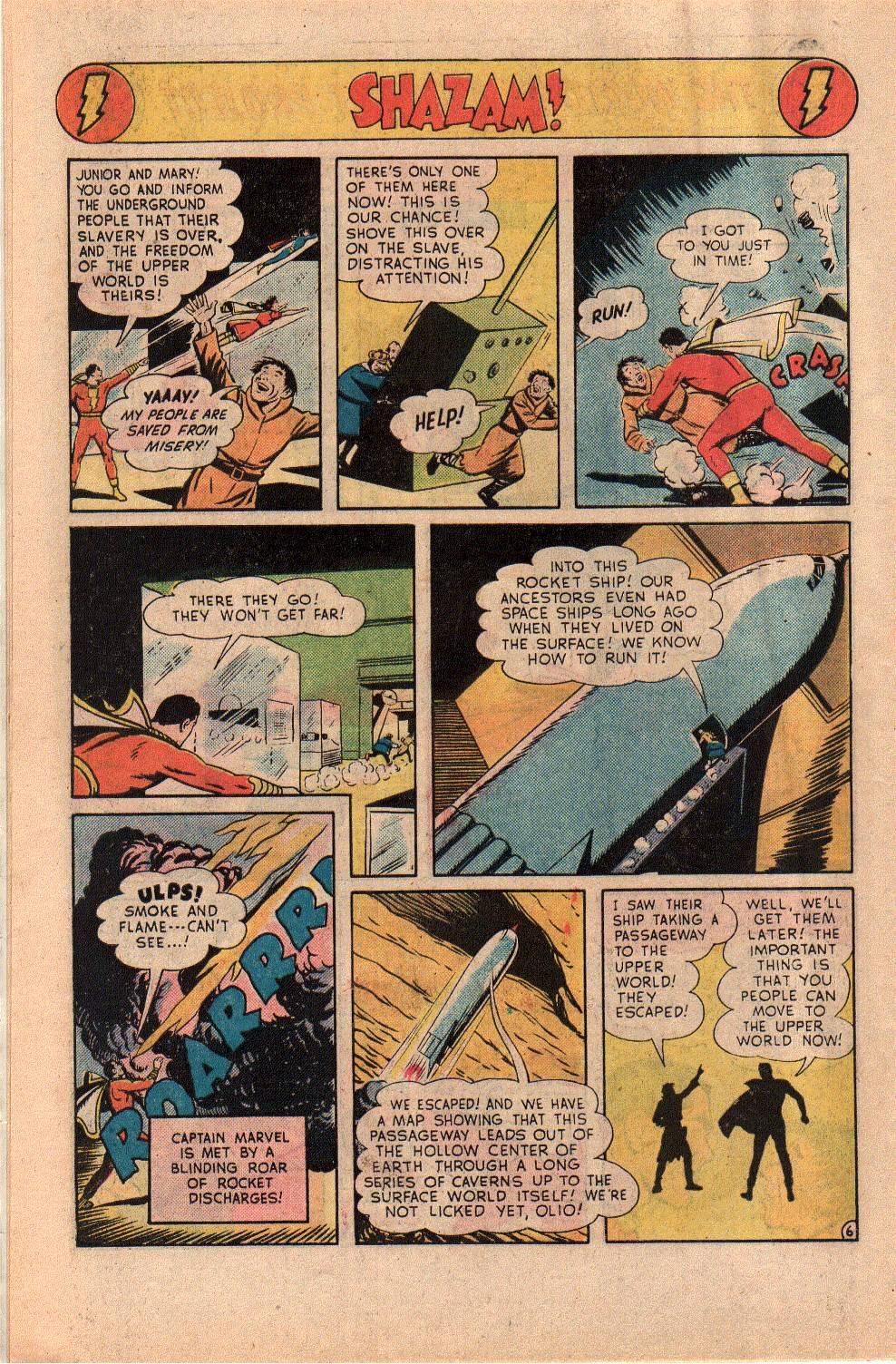 Read online Shazam! (1973) comic -  Issue #23 - 10