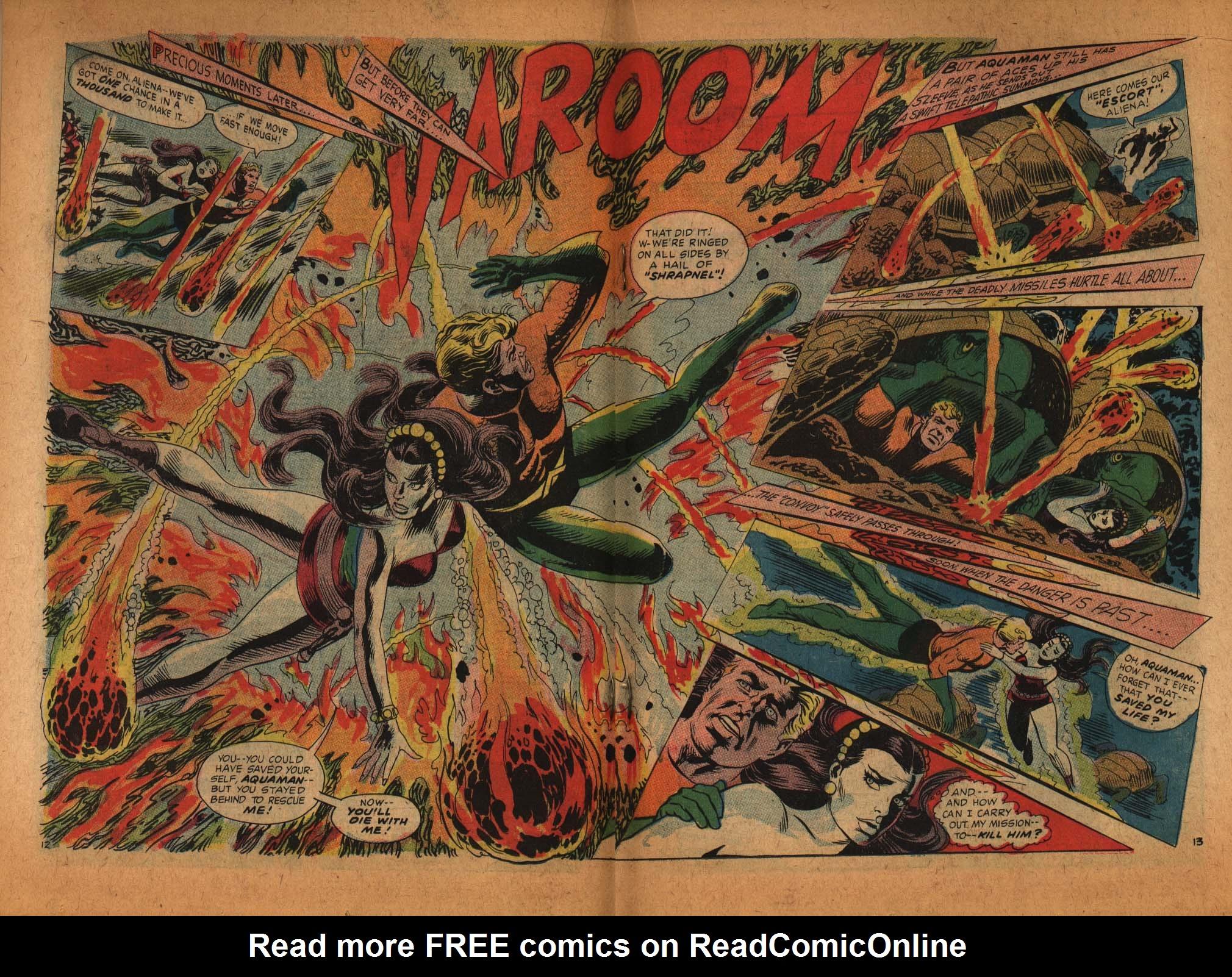 Read online Aquaman (1962) comic -  Issue #39 - 19
