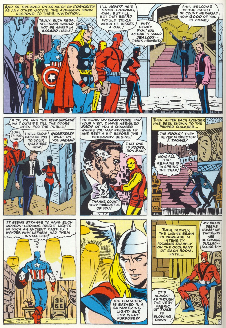 The Avengers (1963) 13 Page 5