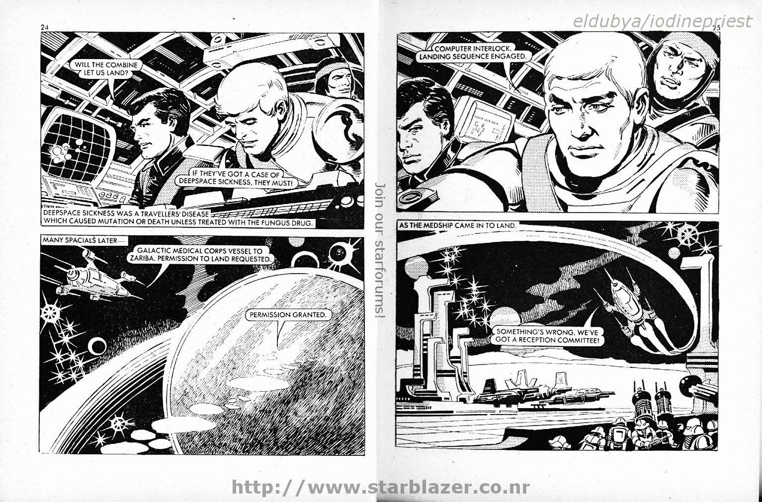 Starblazer issue 101 - Page 14