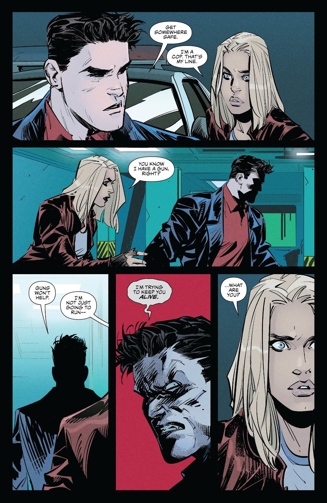 Read online Angel   Spike comic -  Issue #10 - 3