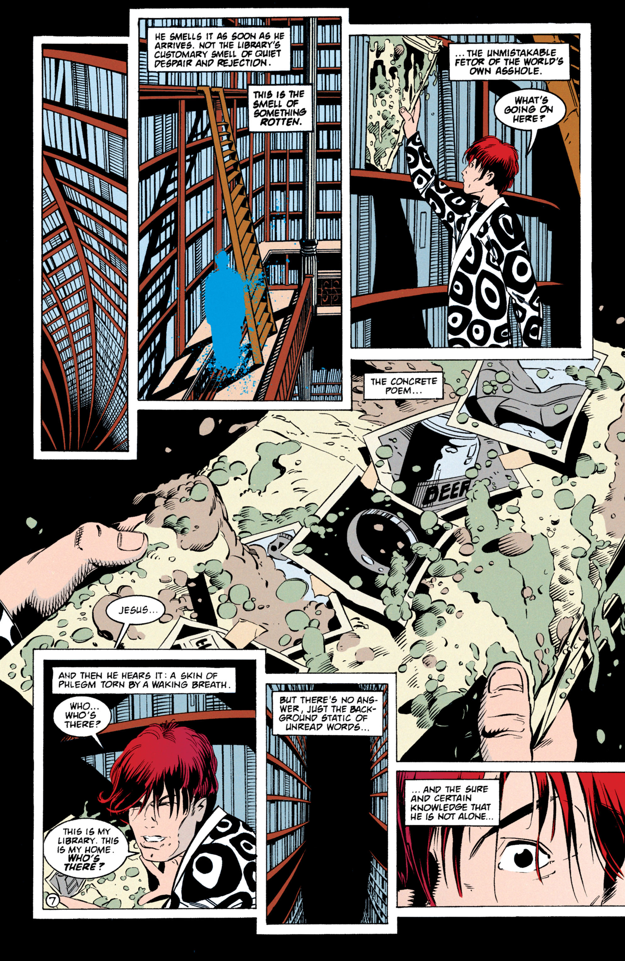 Read online Shade, the Changing Man comic -  Issue #59 - 8