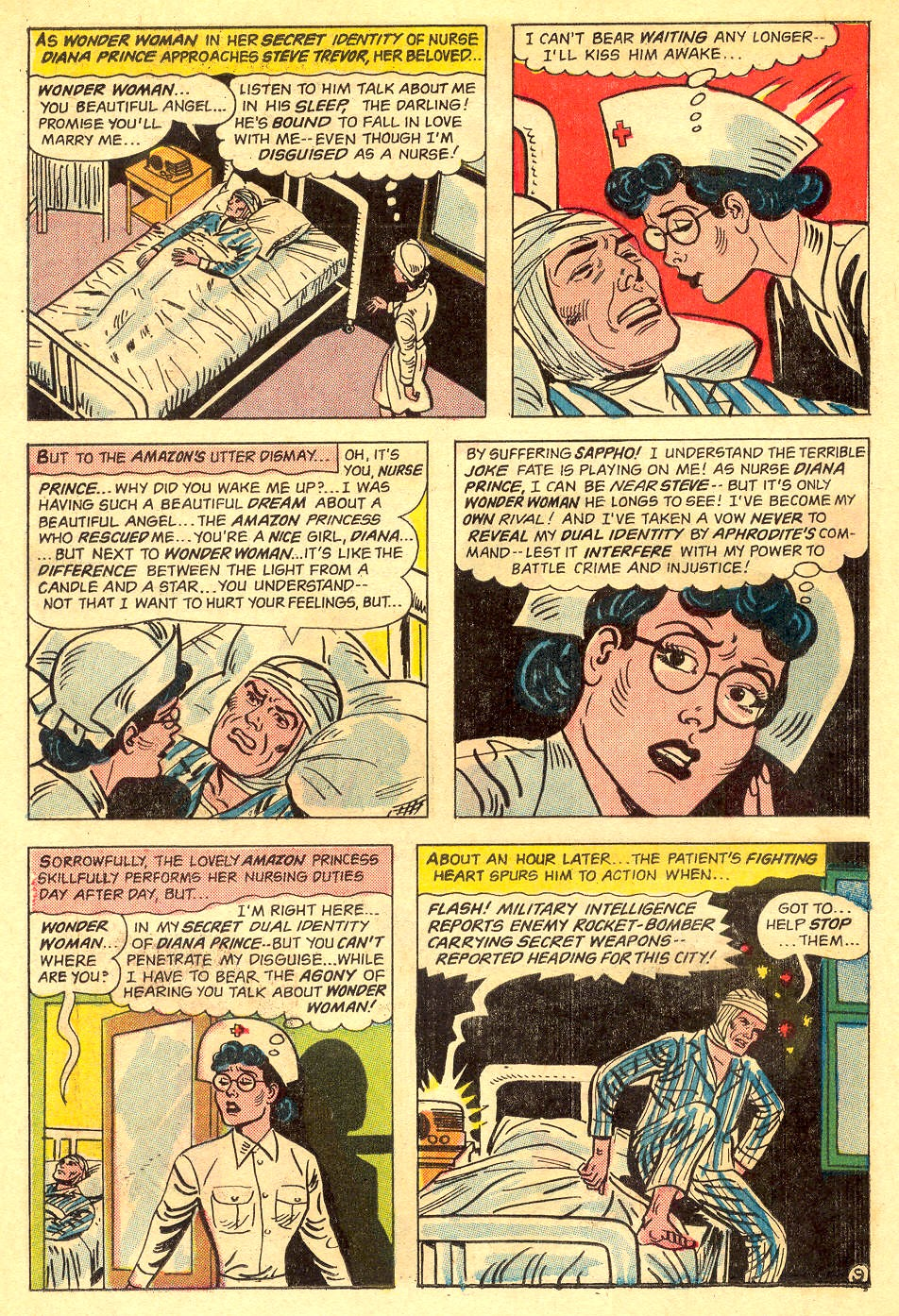 Read online Wonder Woman (1942) comic -  Issue #162 - 14