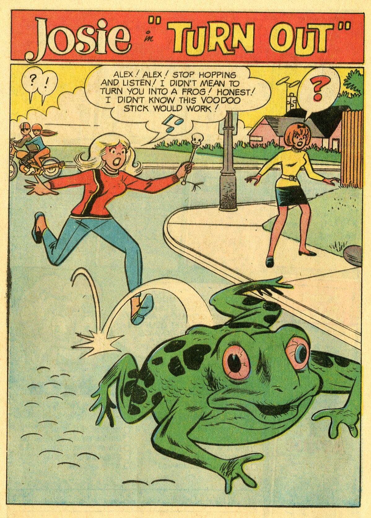 Read online She's Josie comic -  Issue #32 - 20