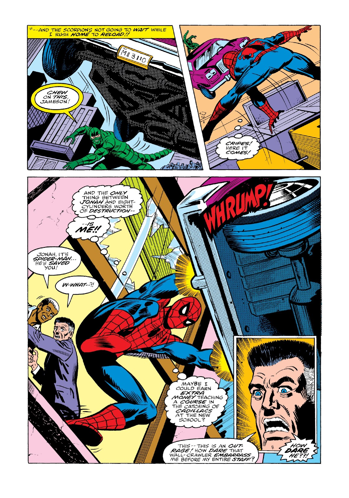 Read online Marvel Masterworks: The Spectacular Spider-Man comic -  Issue # TPB 2 (Part 2) - 12