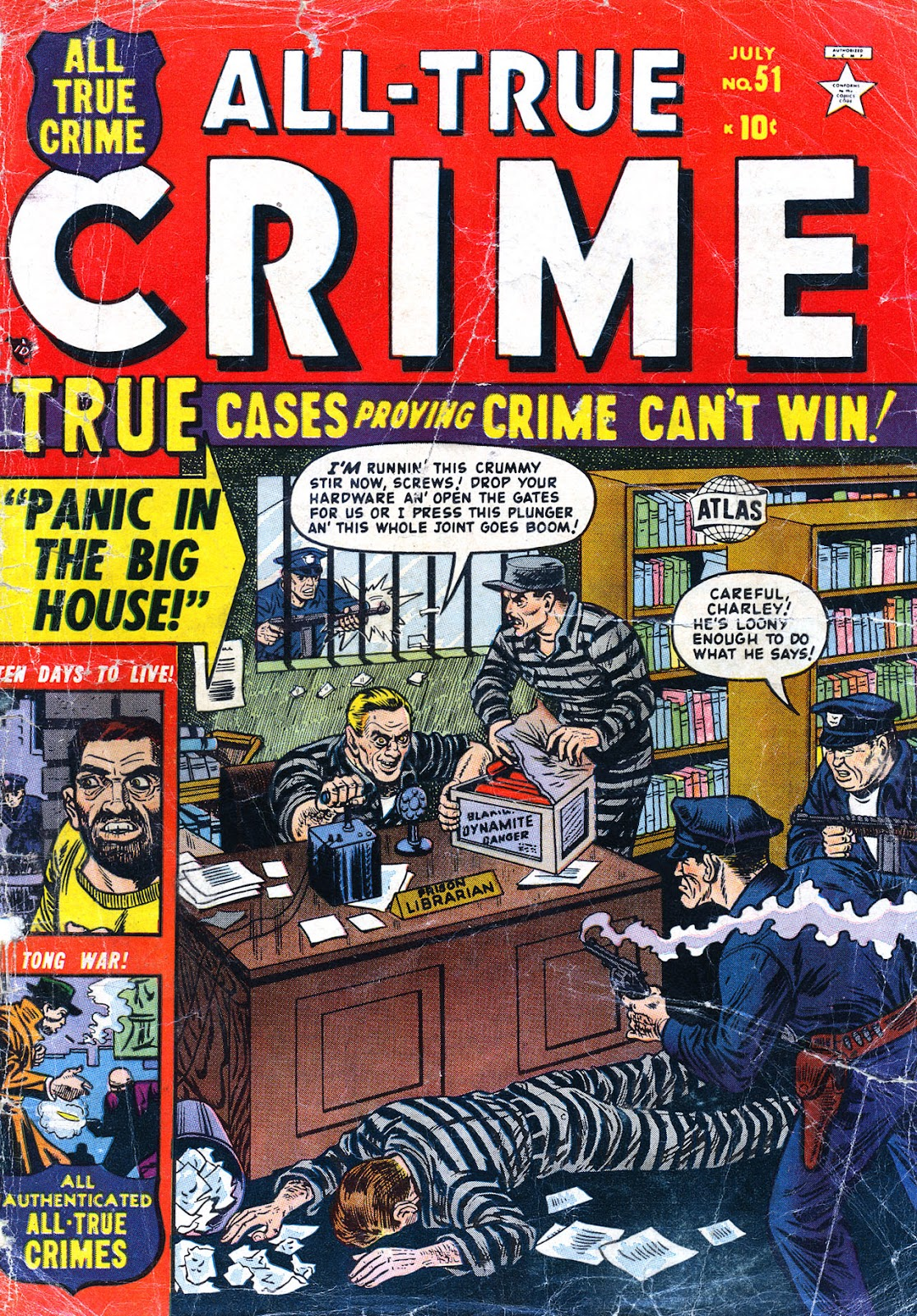 All-True Crime 51 Page 1