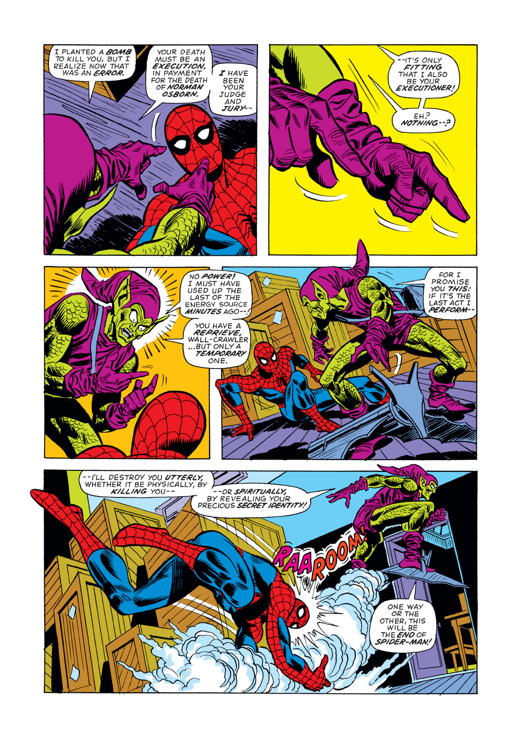 The Amazing Spider-Man (1963) 136 Page 16