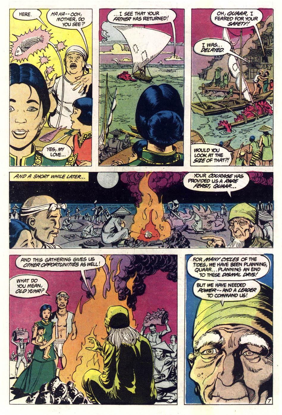 Read online Amethyst (1985) comic -  Issue #2 - 8