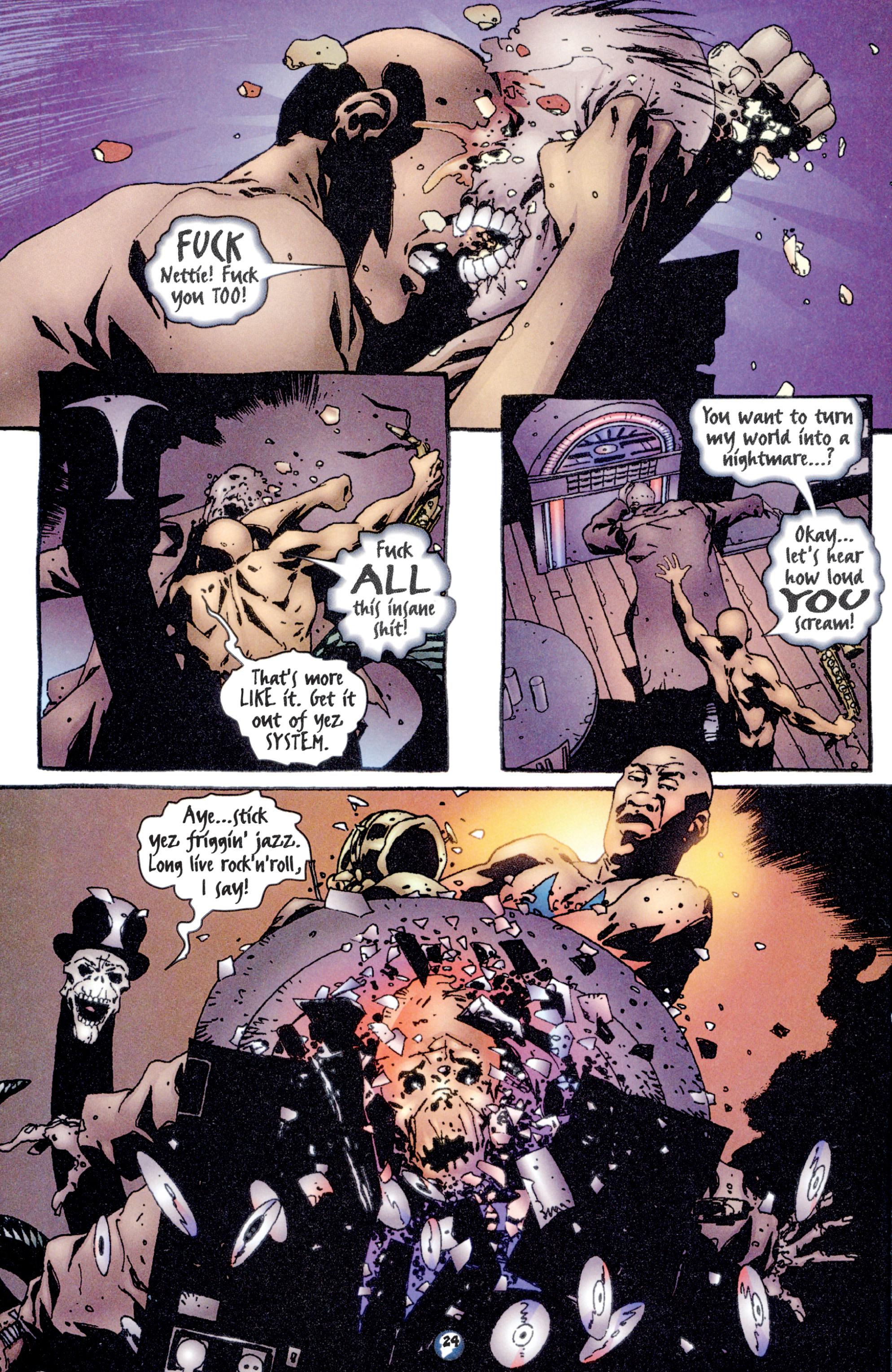 Read online Shadowman (1997) comic -  Issue #5 - 20