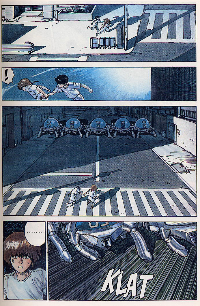 Read online Akira comic -  Issue #13 - 16