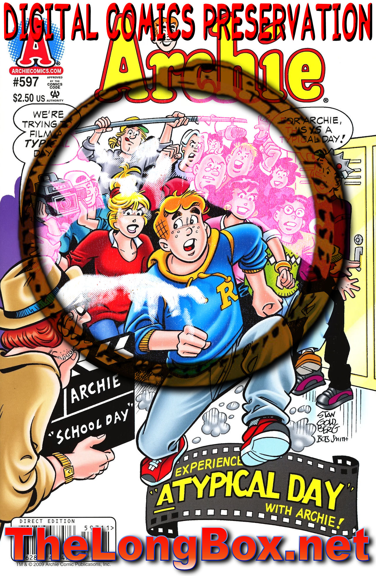 Read online Archie (1960) comic -  Issue #597 - 37