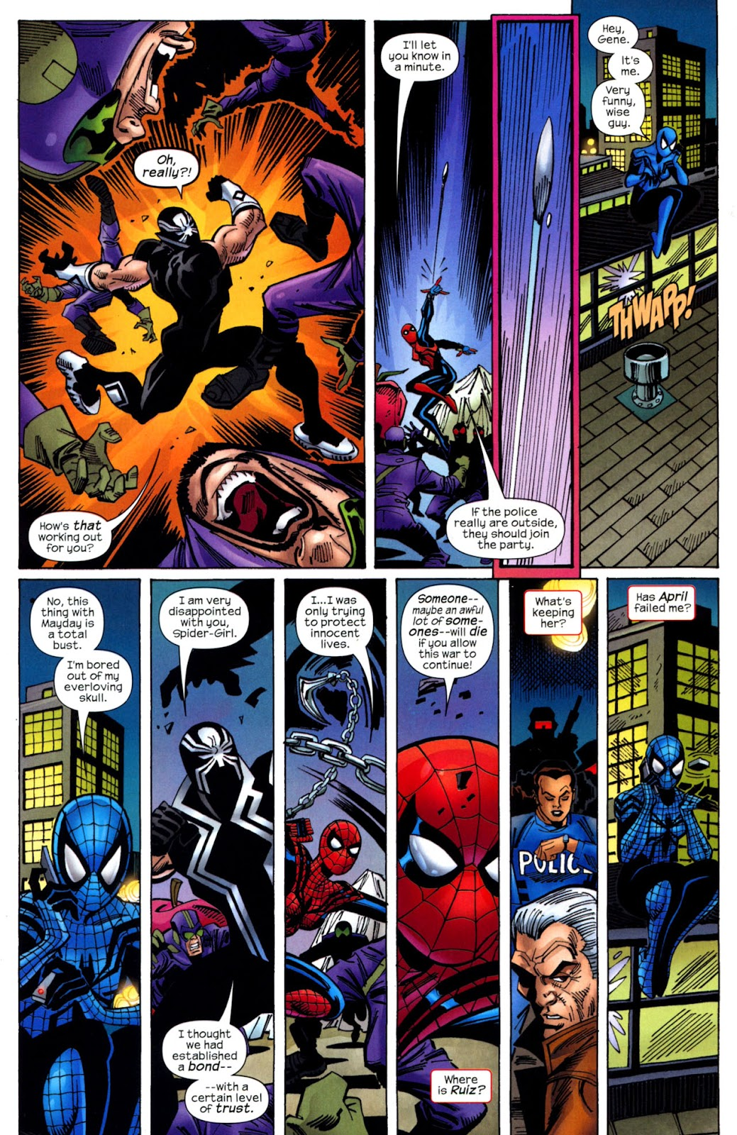 Web of Spider-Man (2009) Issue #6 #6 - English 30