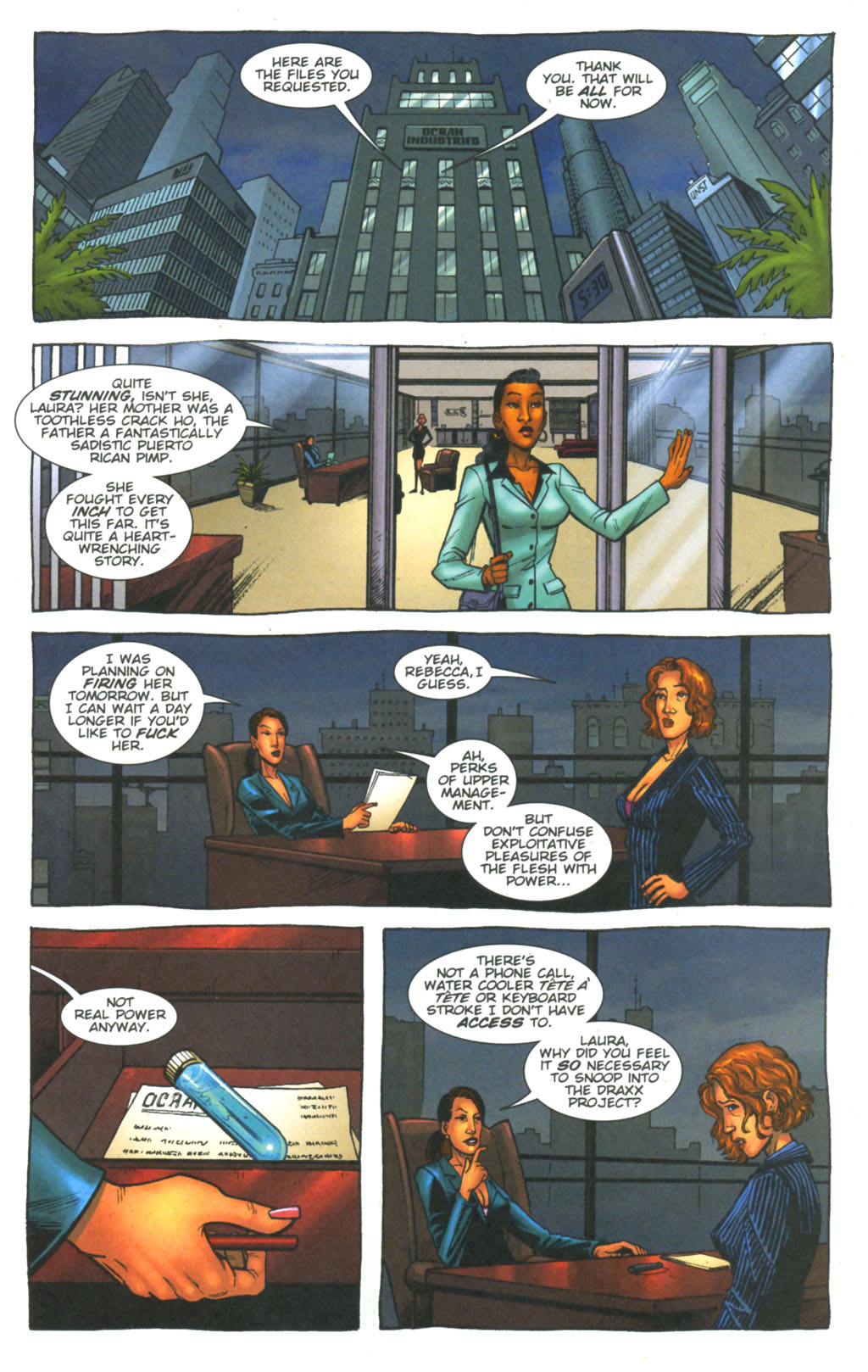 Read online The Exterminators comic -  Issue #6 - 21