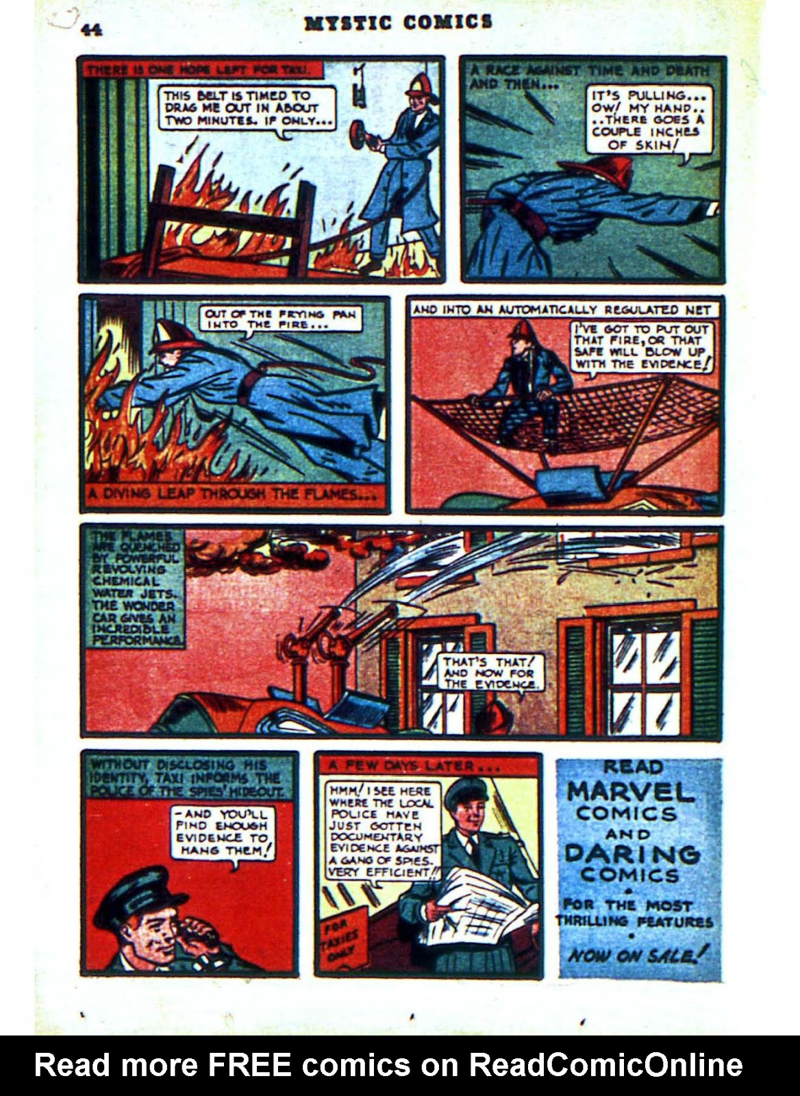 Mystic Comics (1940) issue 2 - Page 46