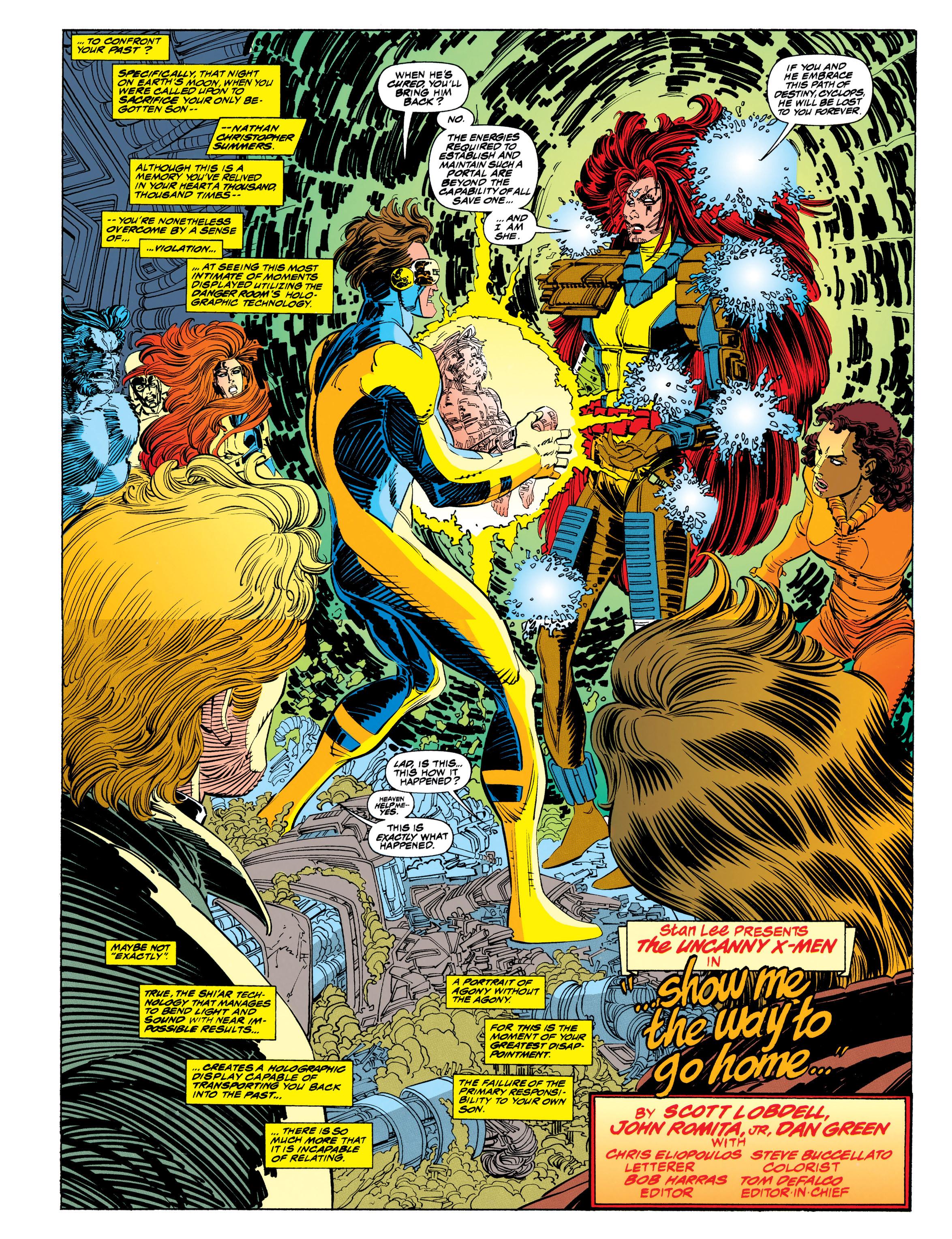 Read online Uncanny X-Men (1963) comic -  Issue #310 - 3