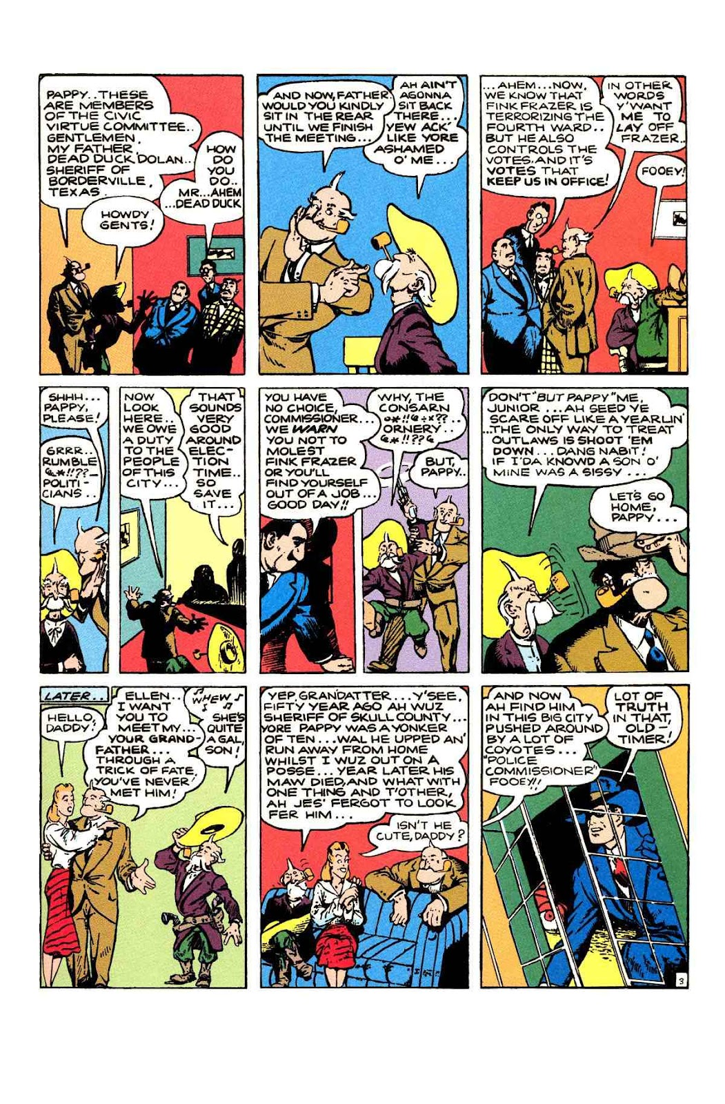 Read online Will Eisner's The Spirit Archives comic -  Issue # TPB 2 (Part 1) - 67