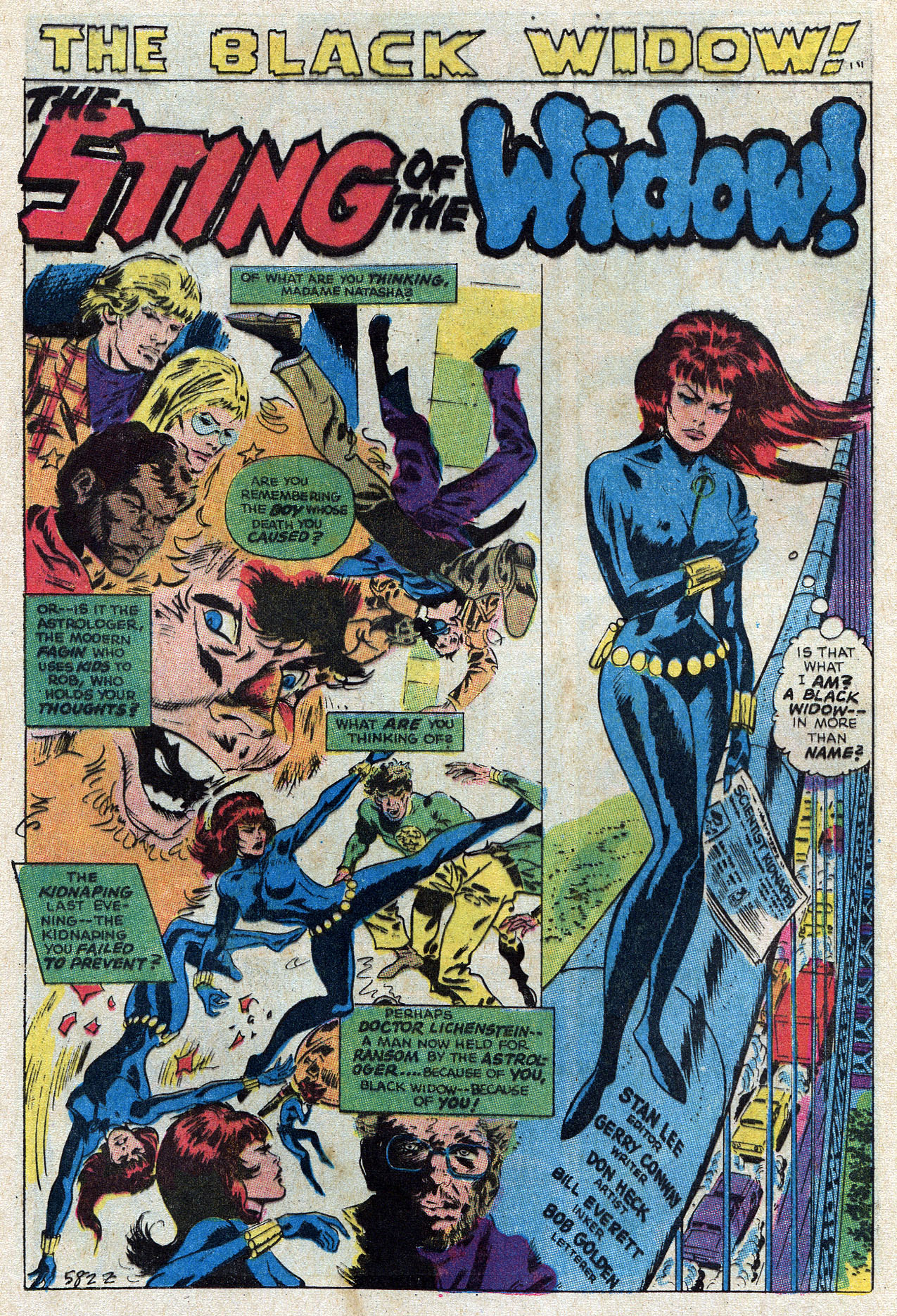Read online Amazing Adventures (1970) comic -  Issue #7 - 17