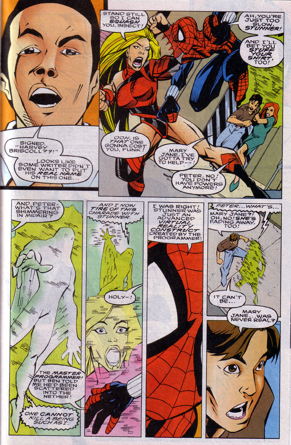 Read online 101 Ways to End the Clone Saga comic -  Issue #101 Ways to End the Clone Saga Full - 29