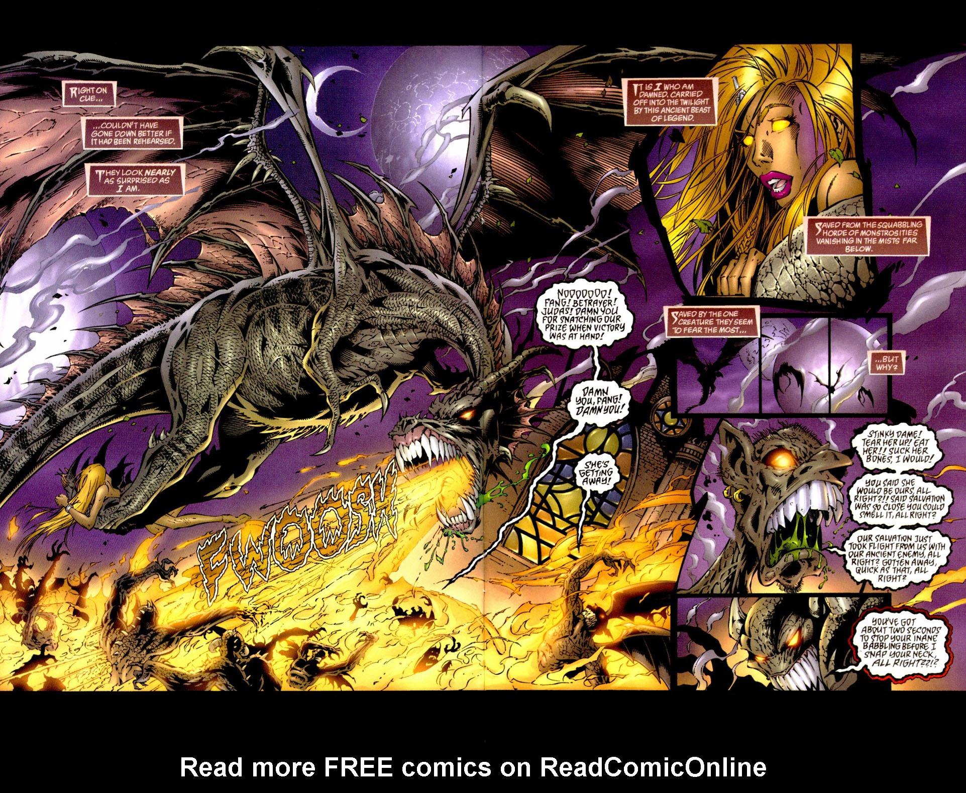 Read online Avengelyne (1996) comic -  Issue #2 - 26