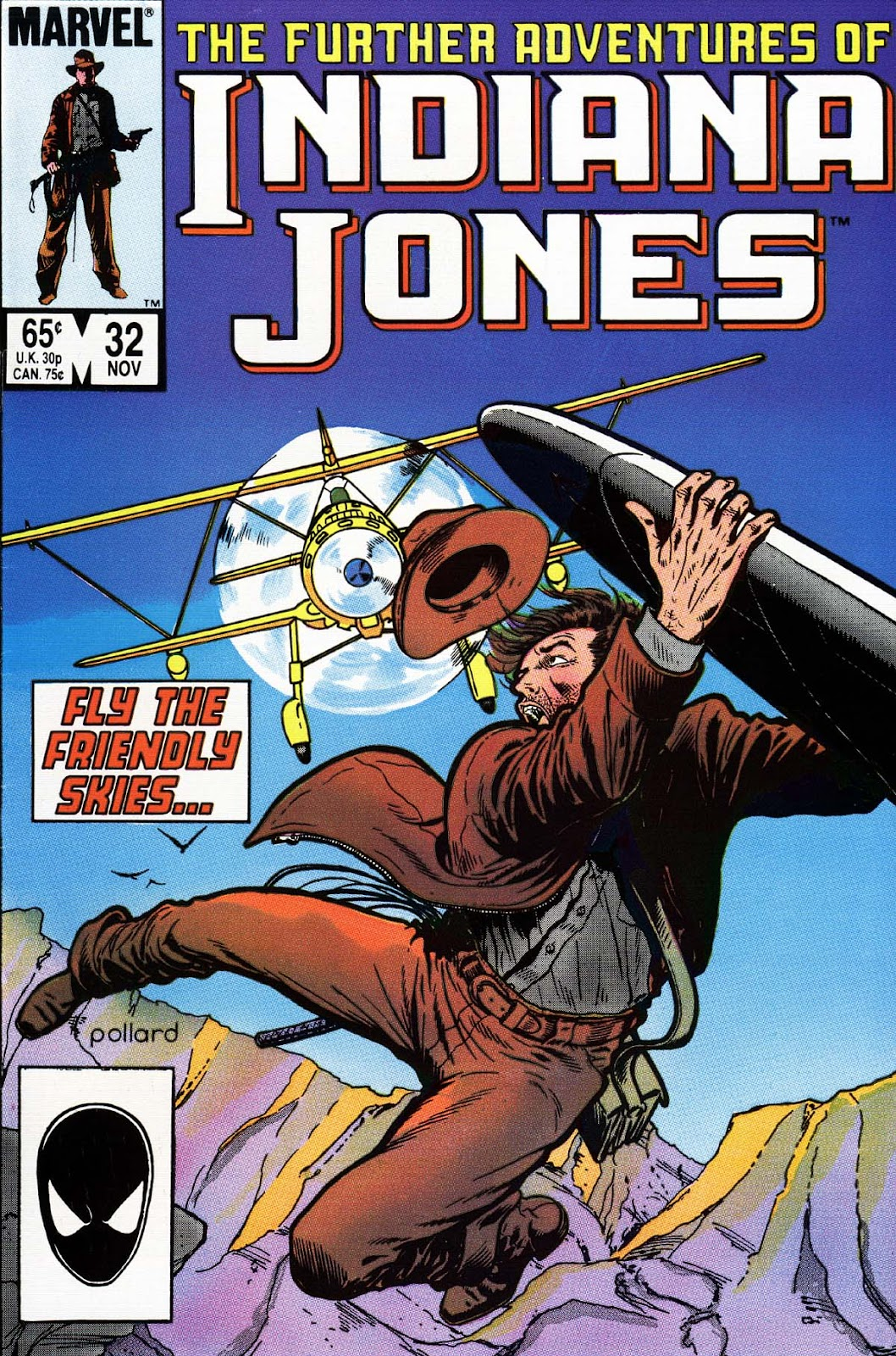 The Further Adventures of Indiana Jones issue 32 - Page 1