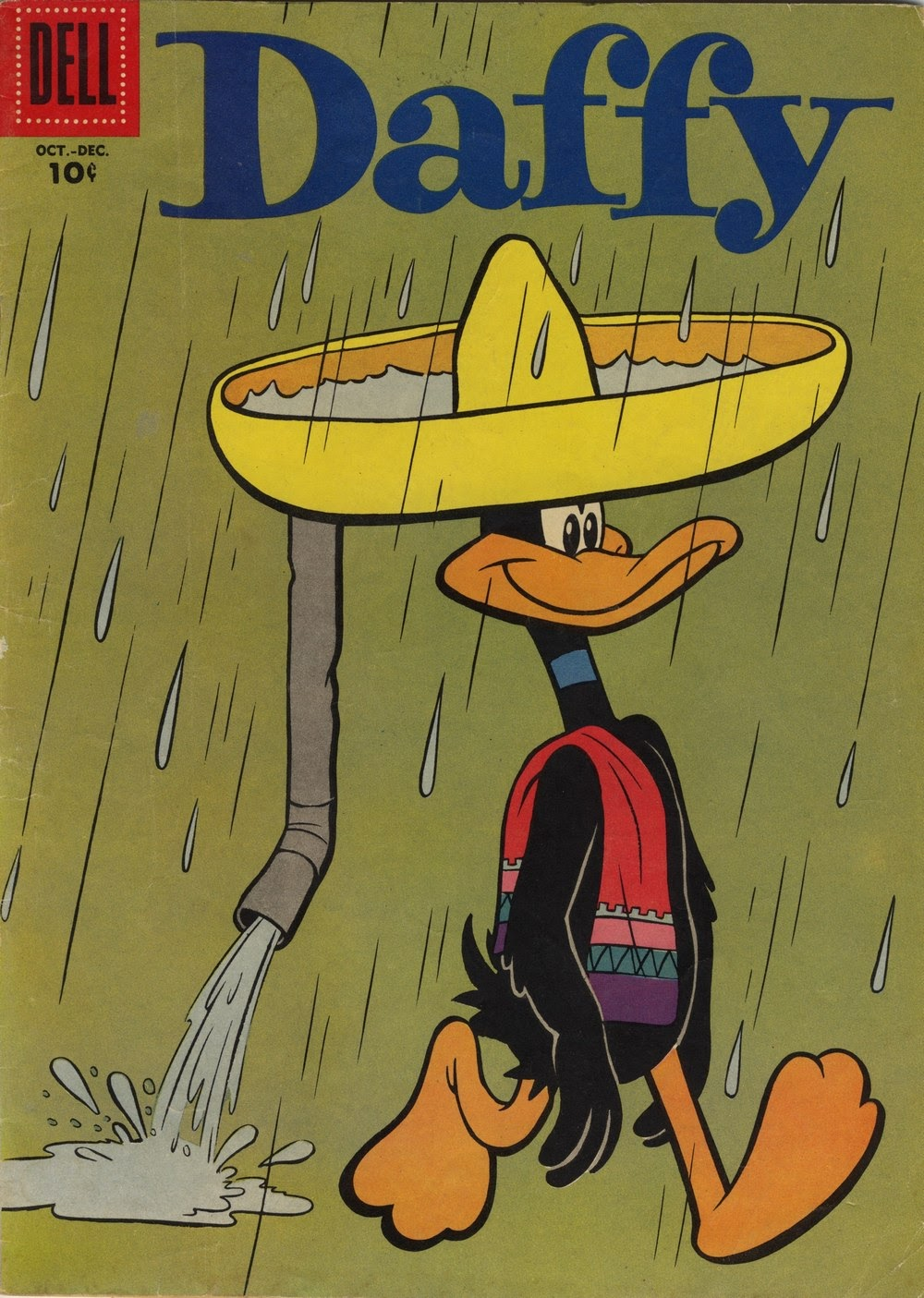 Daffy issue 11 - Page 1