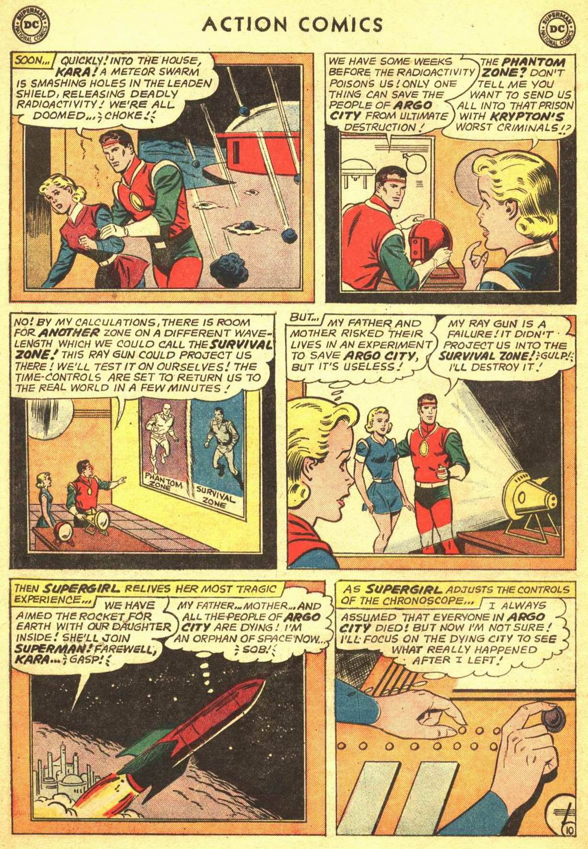 Read online Action Comics (1938) comic -  Issue #309 - 30