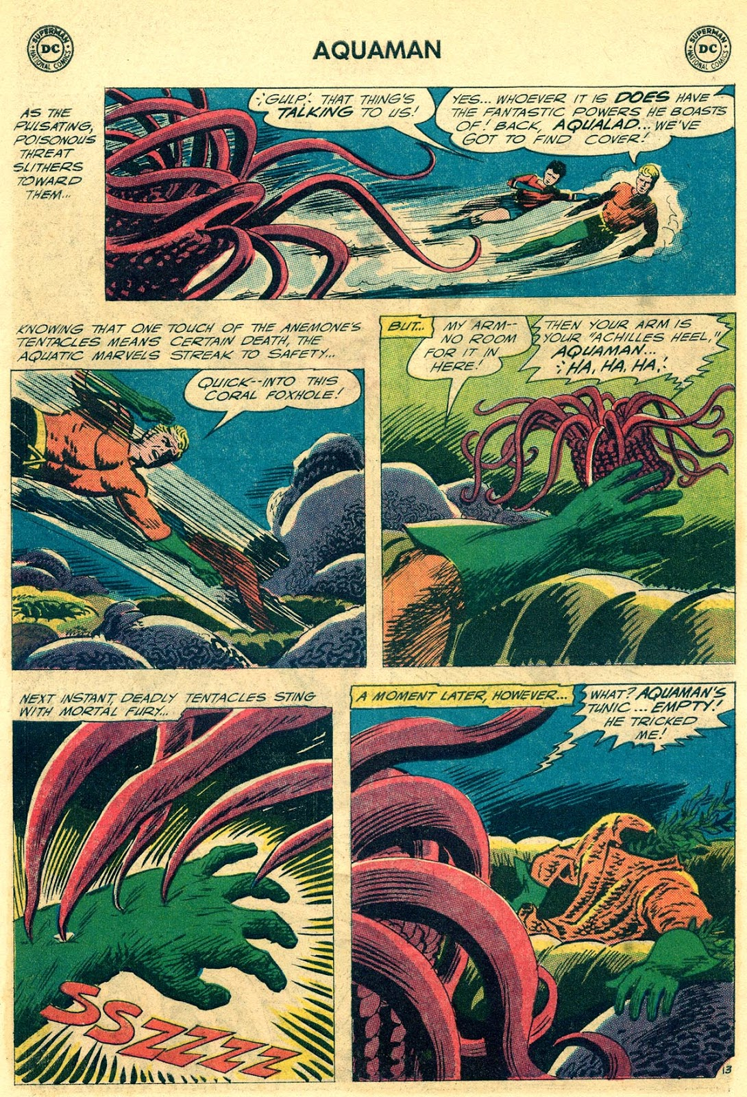 Aquaman (1962) Issue #23 #23 - English 18